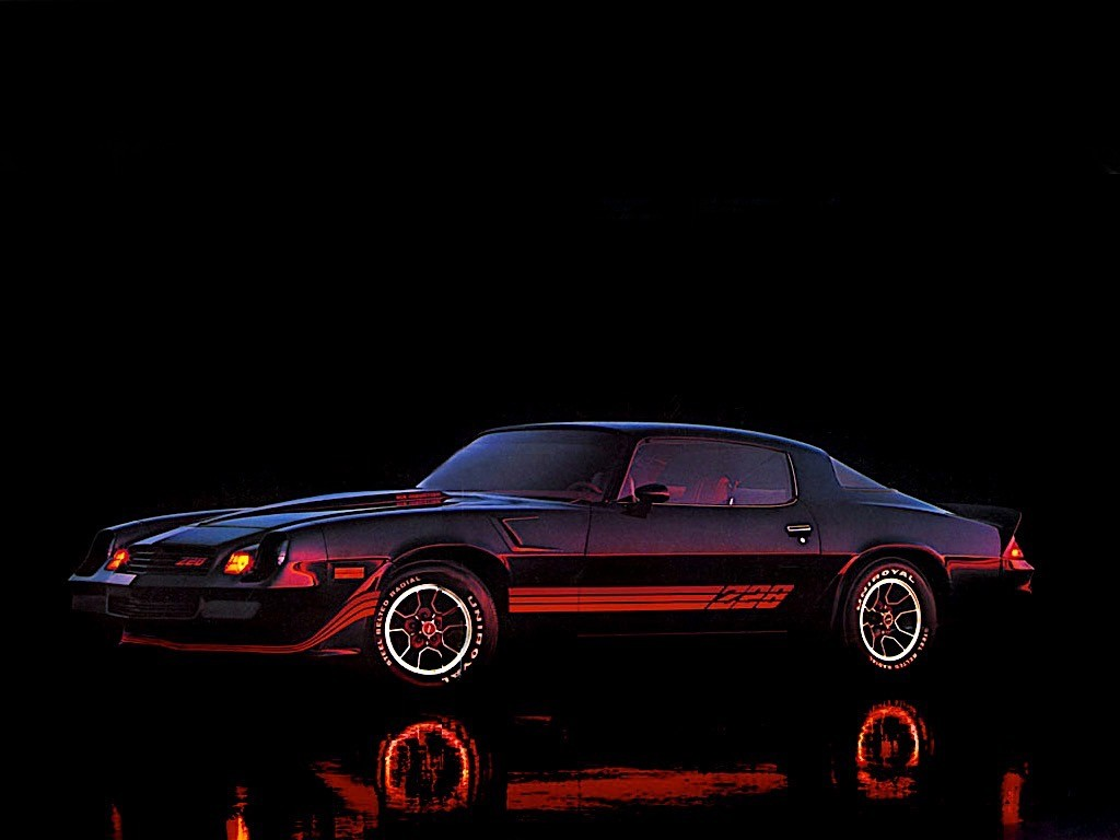 Chevrolet Camaro Z28 Specs 1977 1978 1979 1980 1981