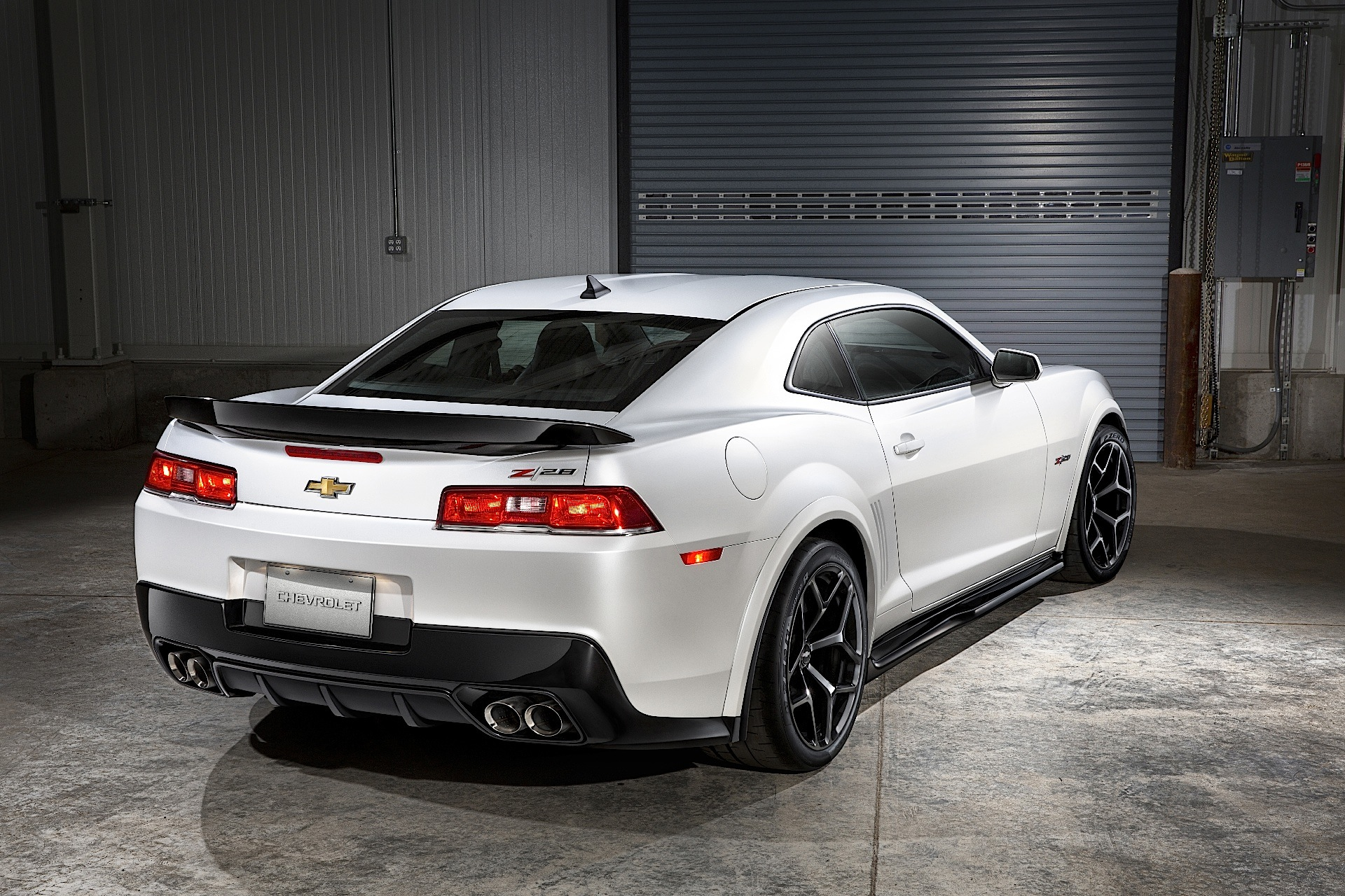 Chevrolet Camaro Z28 Specs Photos 2013 2014 2015 2016 2017