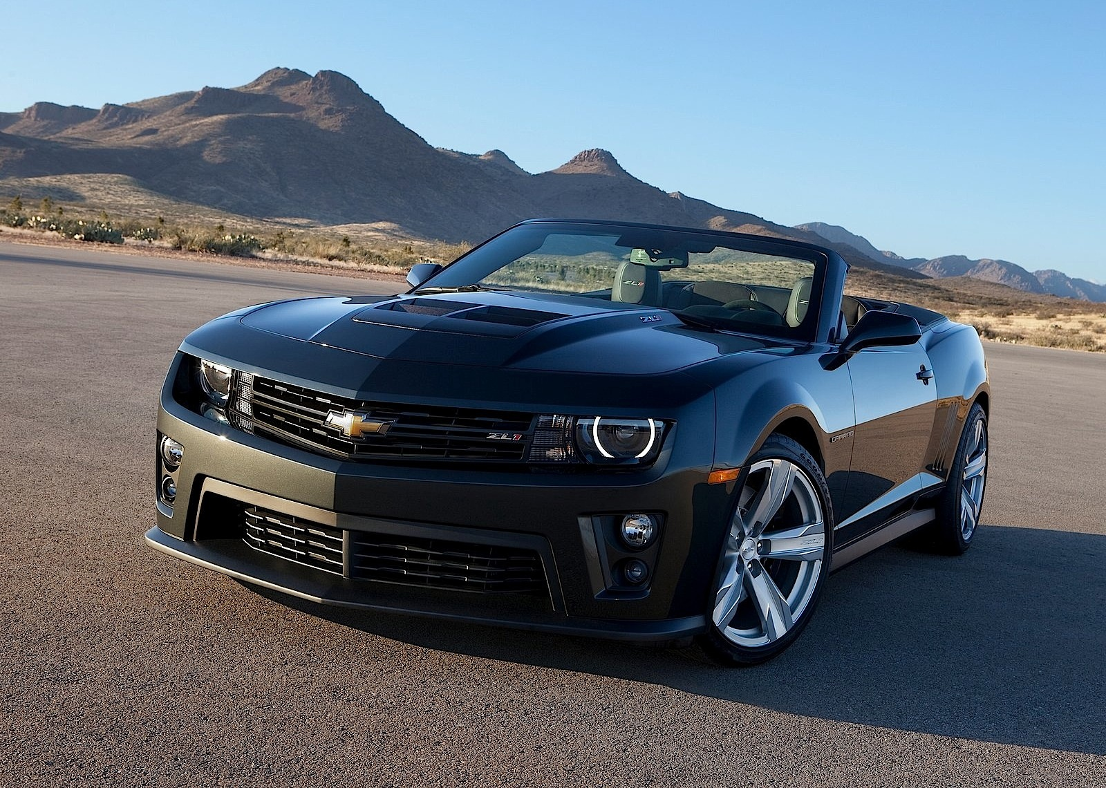 chevrolet camaro zl1 convertible specs & photos - 2012, 2013, 2014