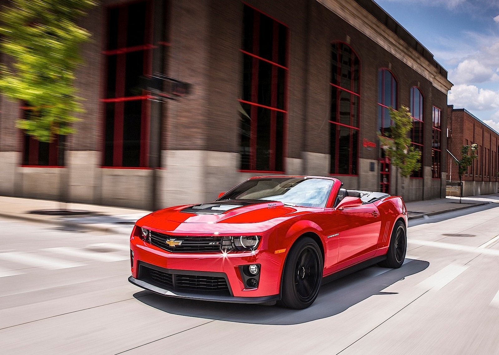 Chevrolet Camaro Zl1 Convertible Specs Amp Photos 2012 2013 2014 2015 2016 Autoevolution