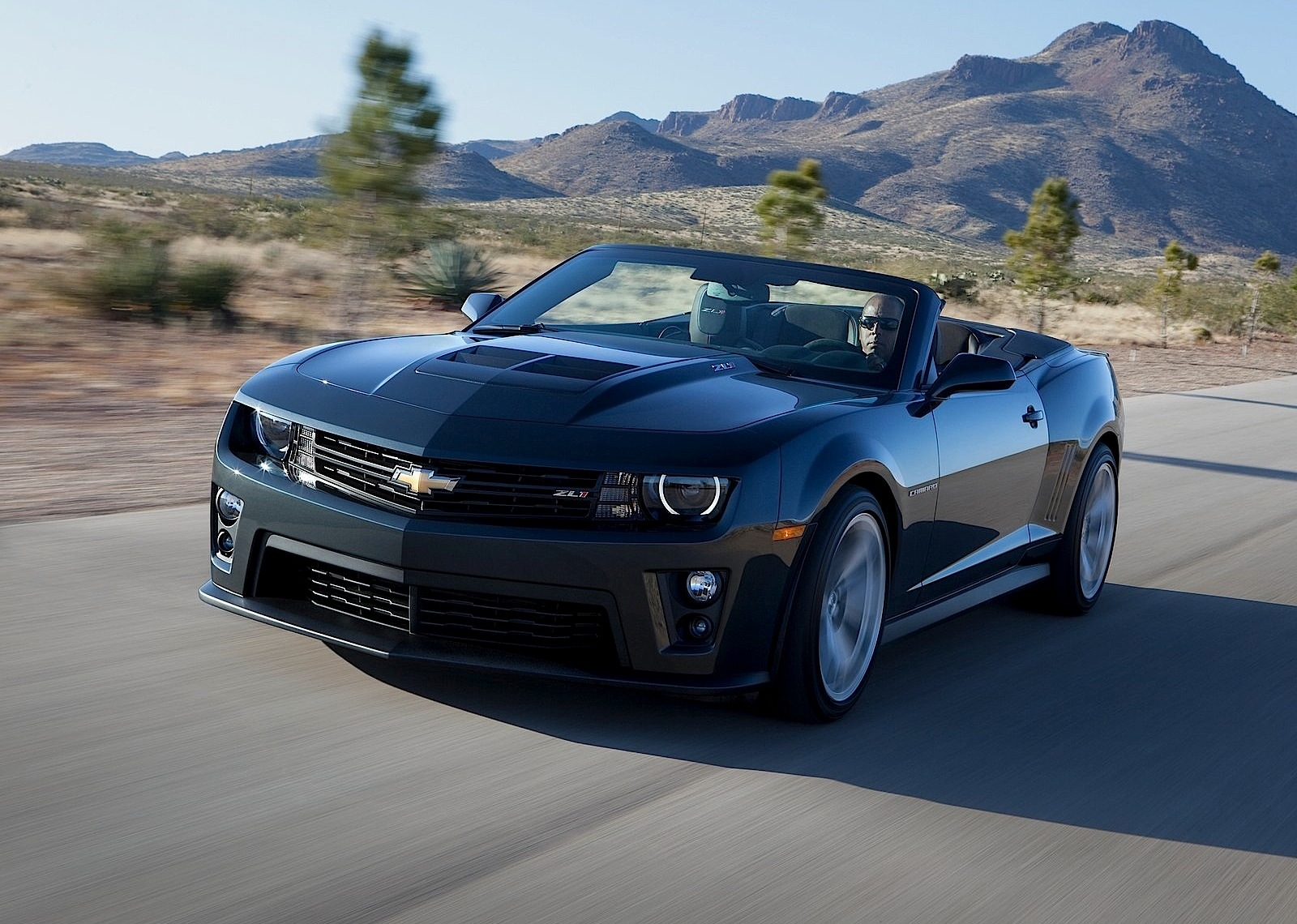 Chevrolet Camaro Zl1 Convertible Specs Amp Photos 2012
