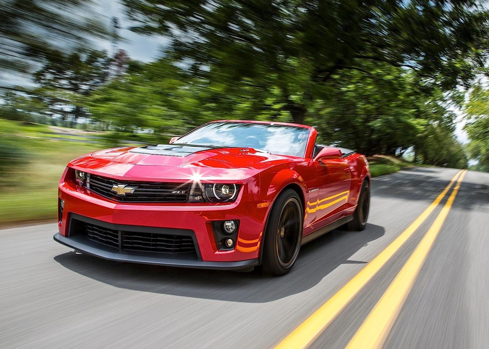 Chevrolet Camaro Zl1 Convertible Specs Amp Photos 2012