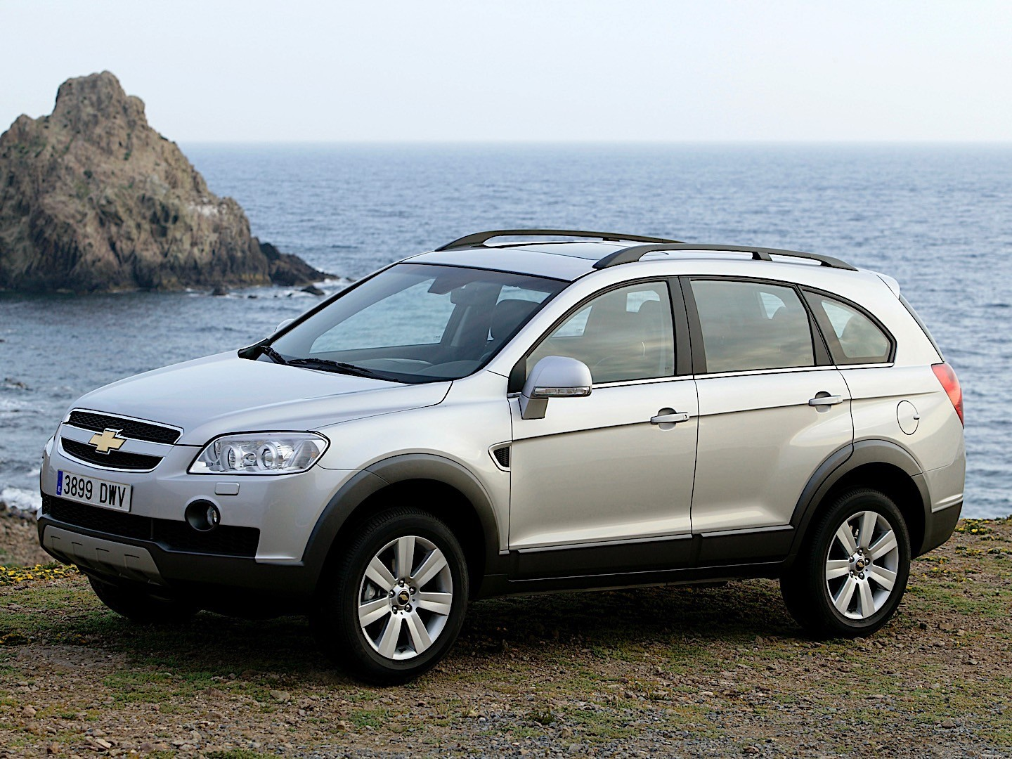 CHEVROLET Captiva specs & photos - 2006, 2007, 2008, 2009 ...