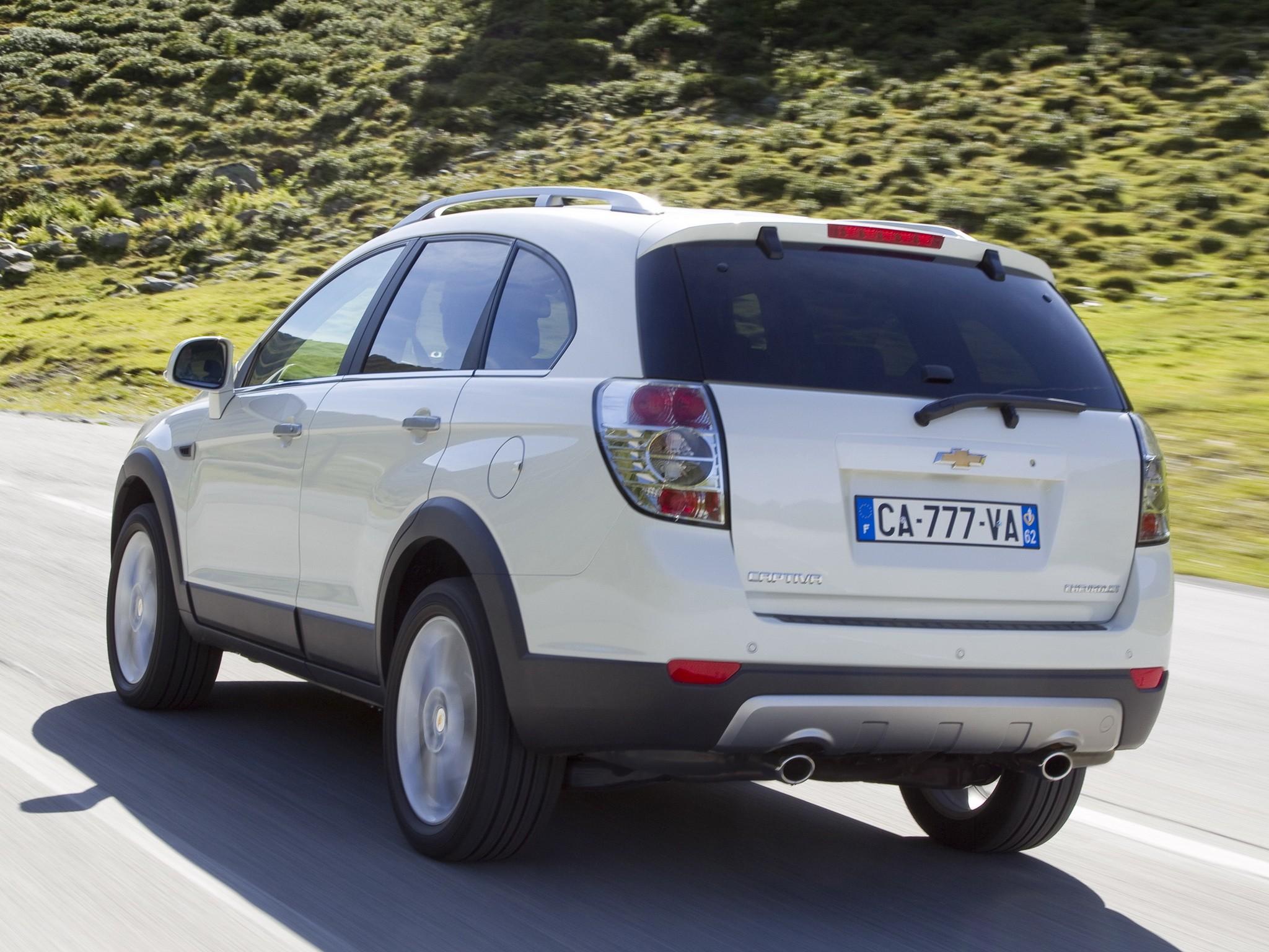 Kekurangan Chevrolet Captiva 2012 Spesifikasi