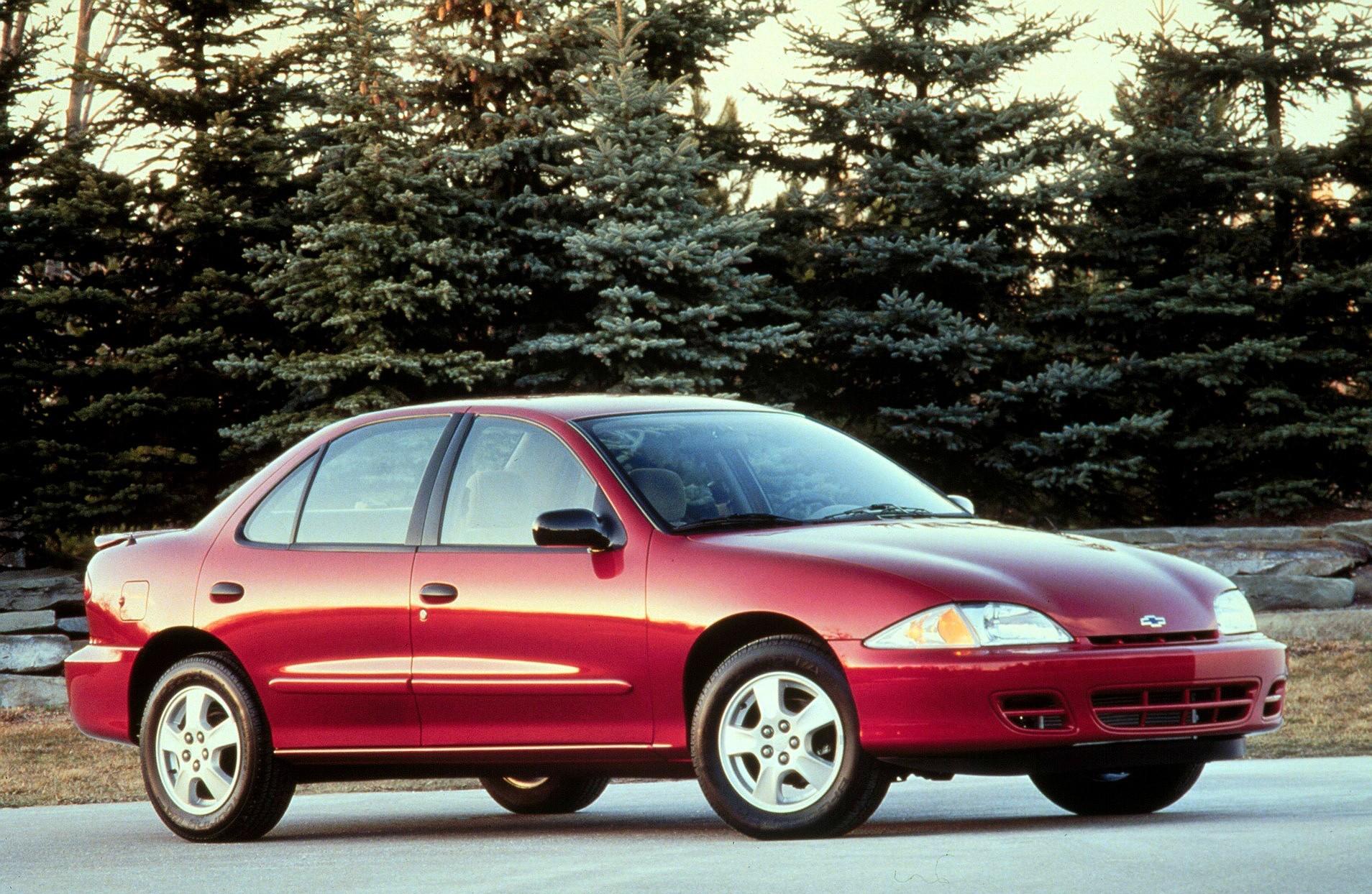 Chevrolet Cavalier Specs Amp Photos 1994 1995 1996 1997