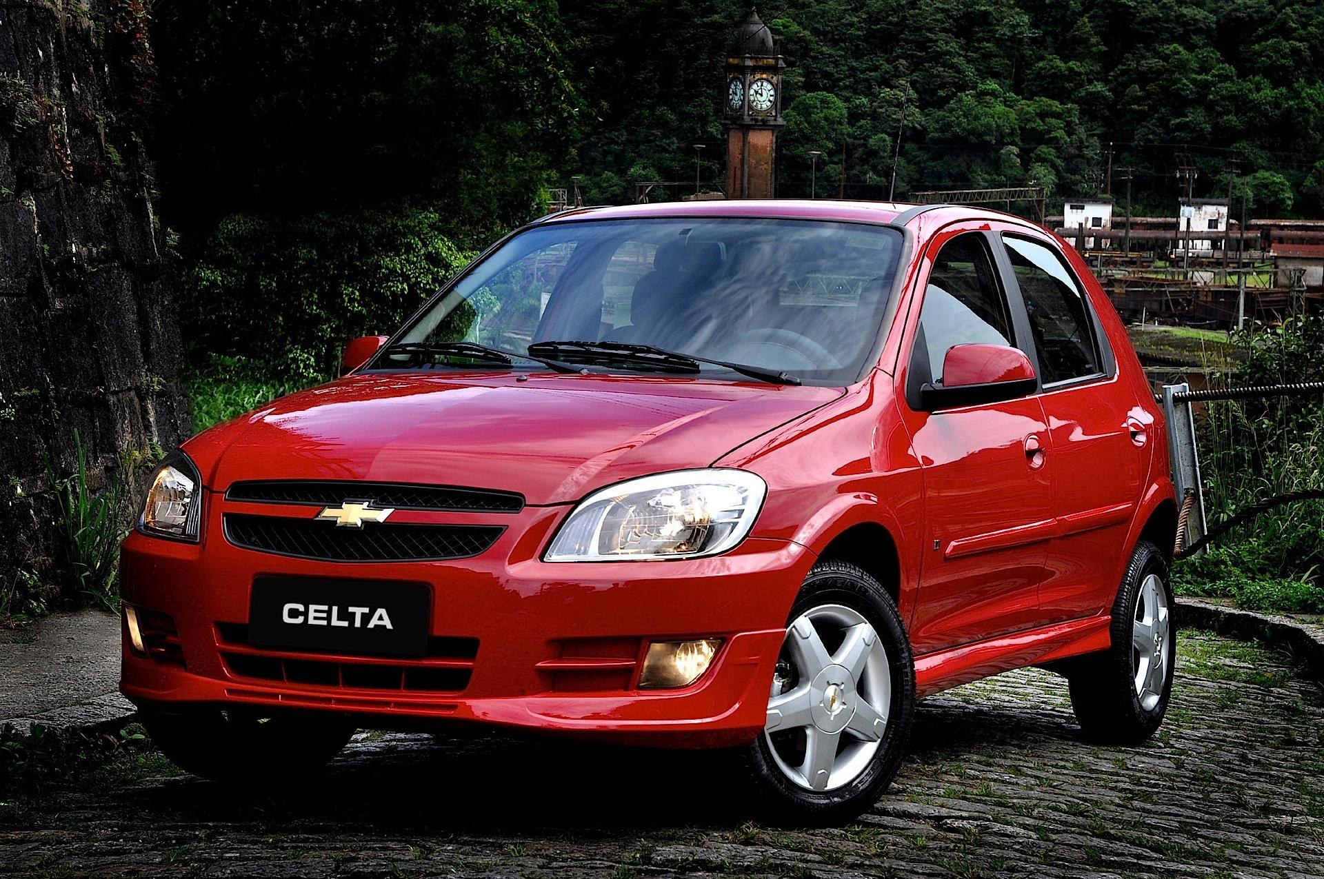 Chevrolet Celta - 3 Doors