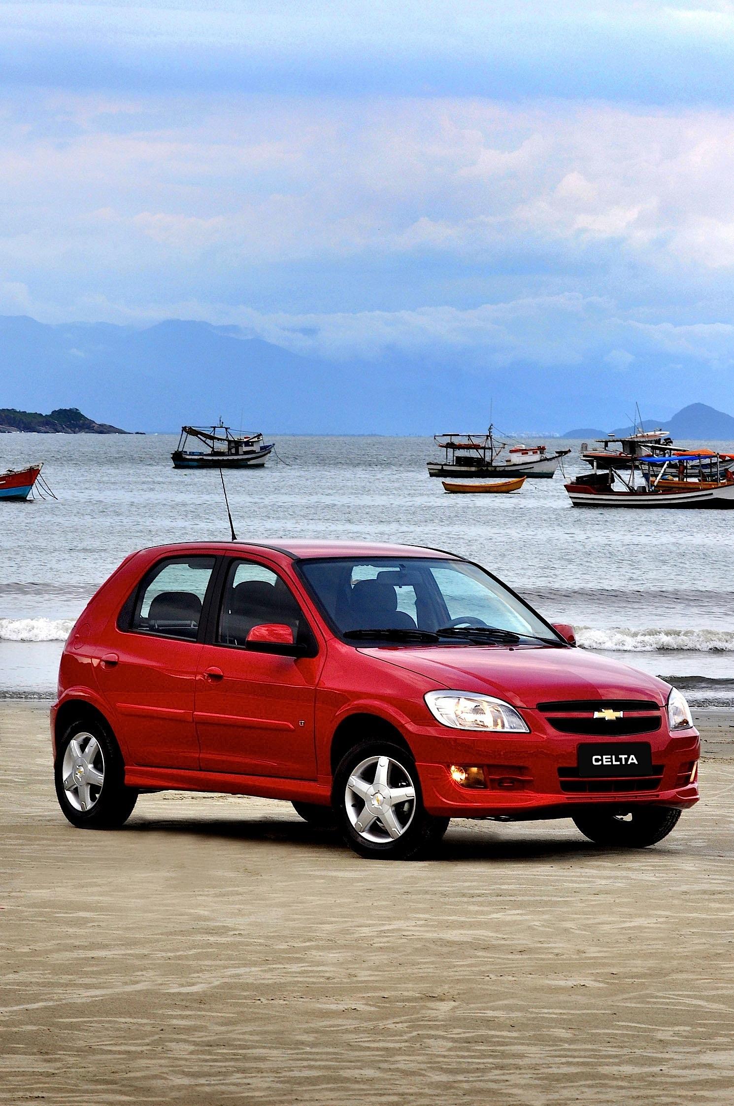 2005 Chevrolet Silverado 1500 >> CHEVROLET Celta - 3 doors specs & photos - 2000, 2001 ...