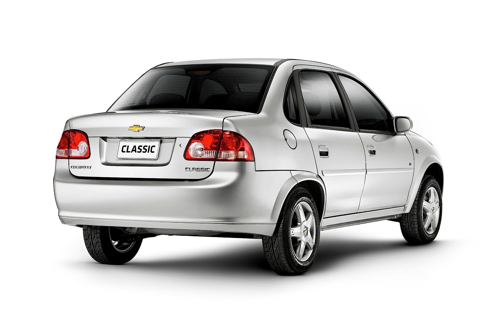 Chevrolet Classic Specs Photos 2002 2003 2004 2005 2006