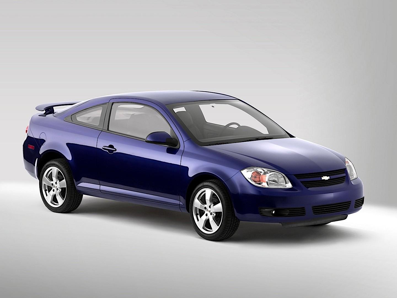 Chevrolet Cobalt Coupe Specs 2004 2005 2006 2007