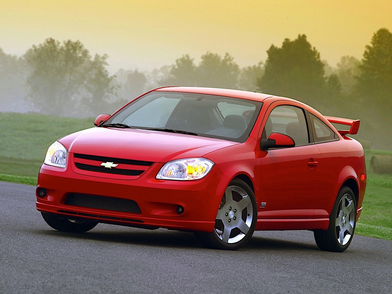 Chevrolet Cobalt Coupe Ss Specs
