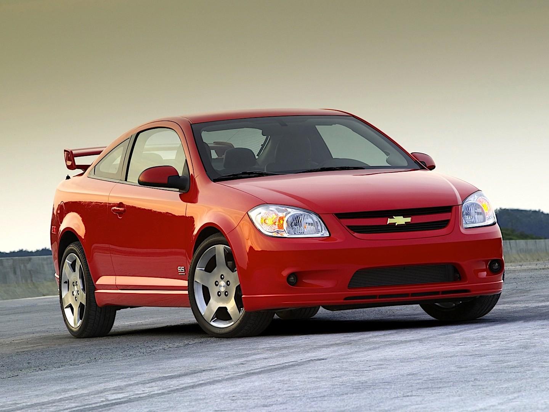 CHEVROLET Cobalt Coupe SS specs - 2005, 2006, 2007 ...
