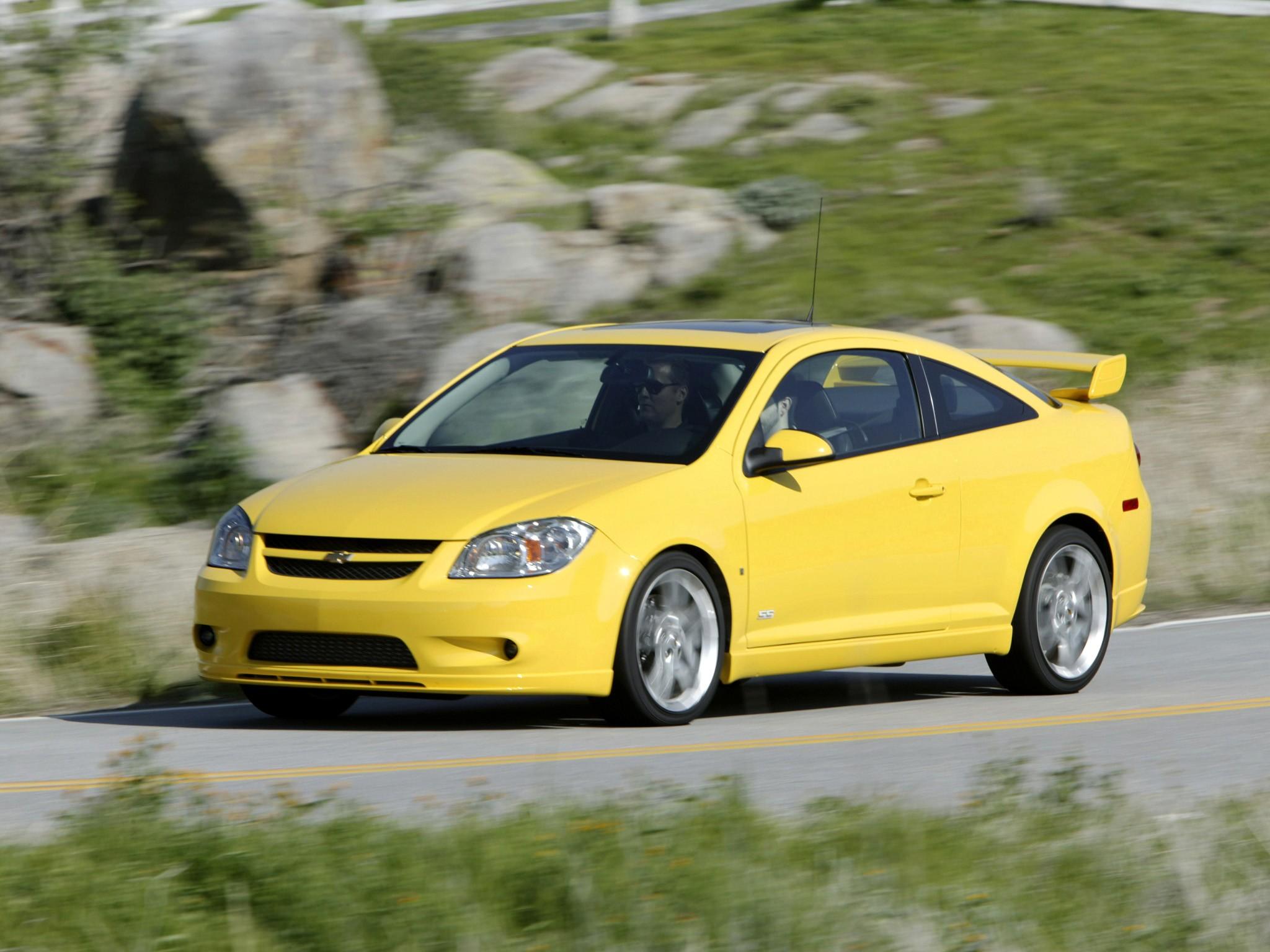 CHEVROLET Cobalt Coupe SS specs & photos - 2008, 2009 ...