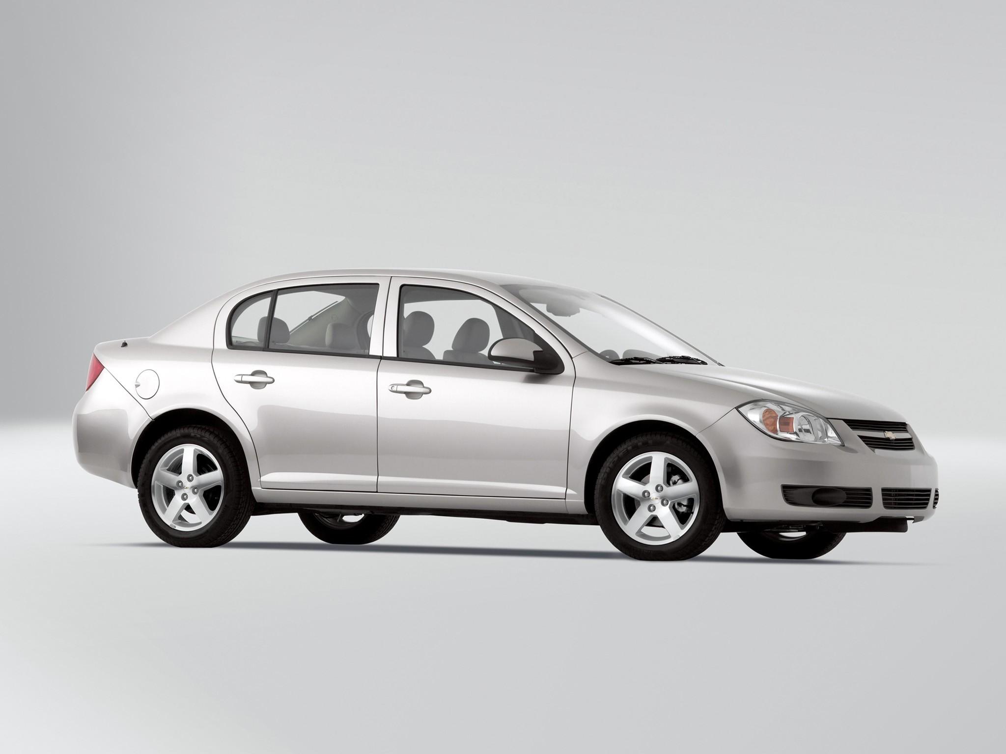 Chevrolet Cobalt Sedan Specs 2008 2009 2010 Autoevolution