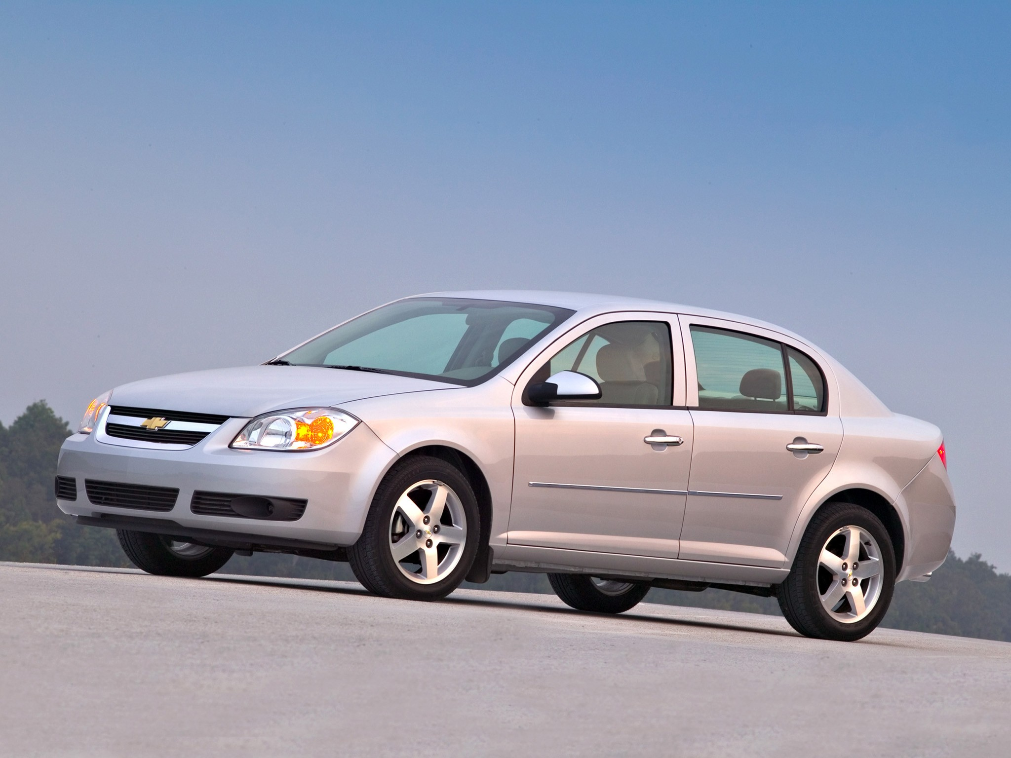 CHEVROLET Cobalt Sedan specs & photos - 2008, 2009, 2010 ...