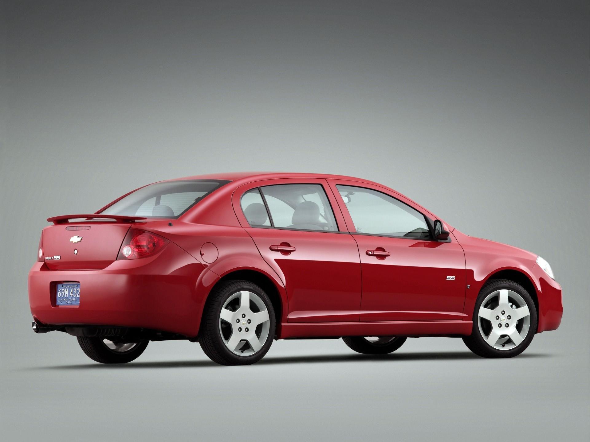 CHEVROLET Cobalt Sedan SS - 2008, 2009, 2010 - autoevolution