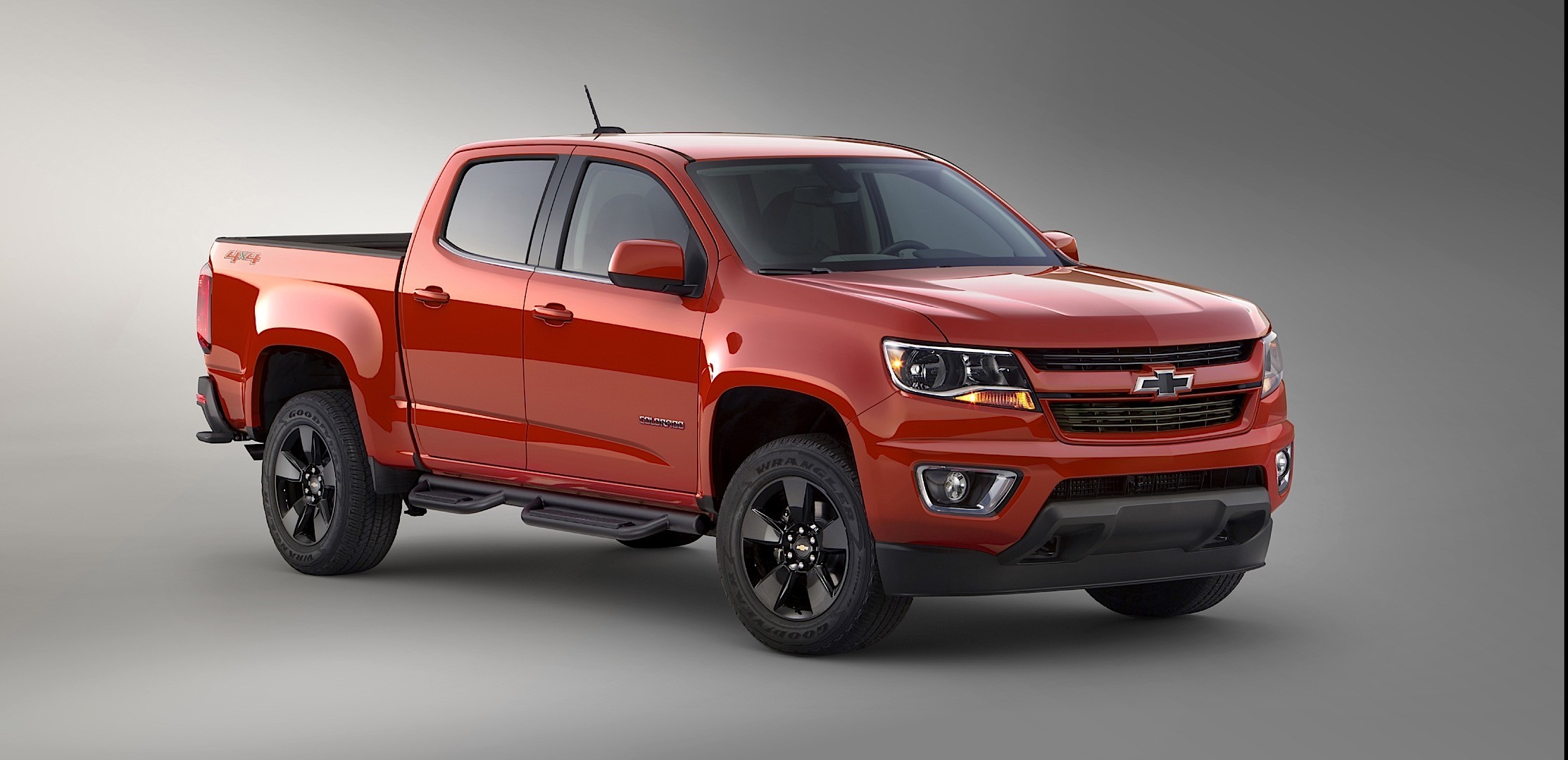 Chevy Colorado Crew Cab >> Chevrolet Colorado Crew Cab Specs Photos 2015 2016 2017 2018