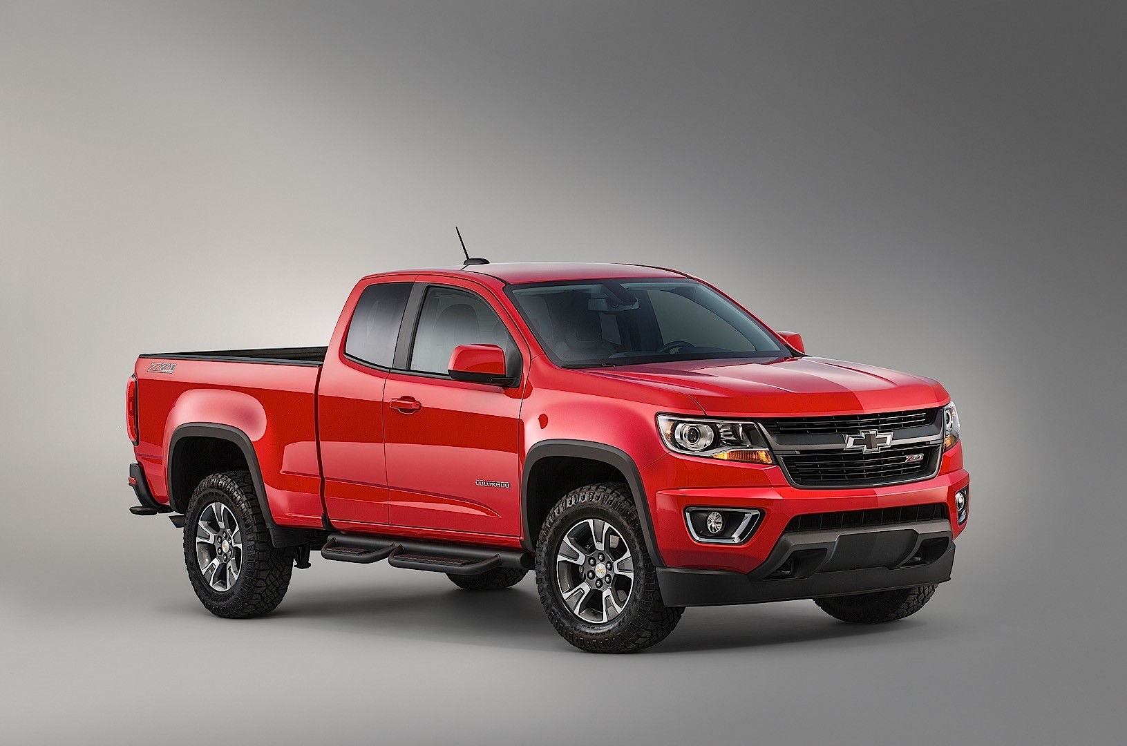 chevy colorado extended cab