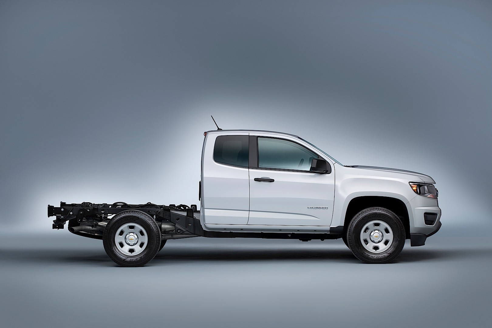 Chevrolet Colorado Extended Cab Specs Amp Photos 2015