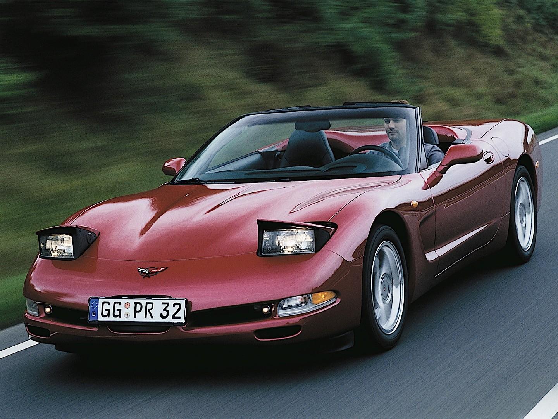 chevrolet corvette c5 convertible specs photos 1998 1999 2000 2001 2002 2003 2004. Black Bedroom Furniture Sets. Home Design Ideas