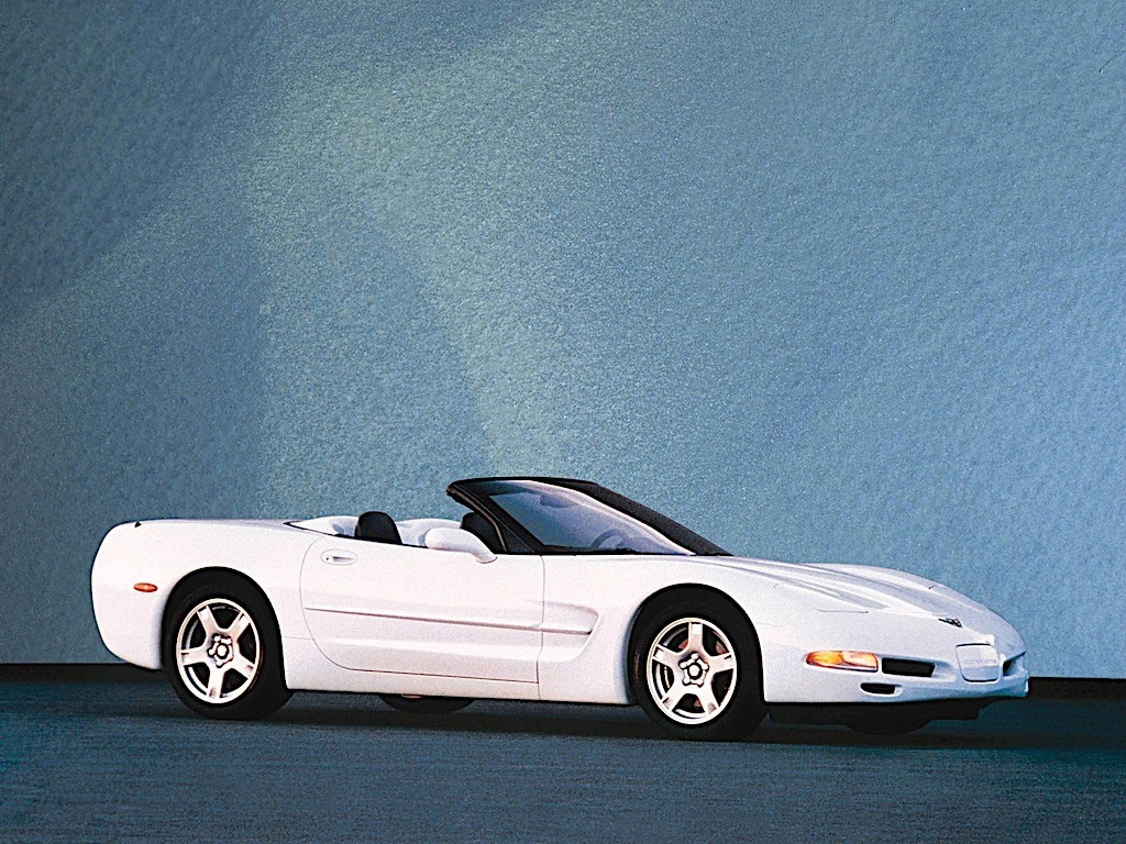 Chevrolet Corvette C5 Convertible Specs Amp Photos 1998