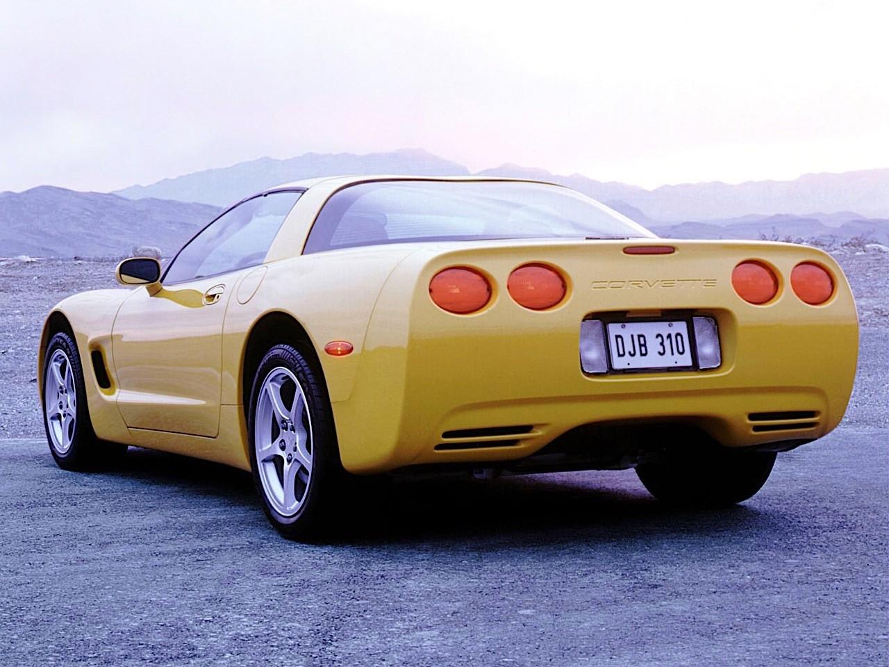 Chevrolet Corvette C Coupe