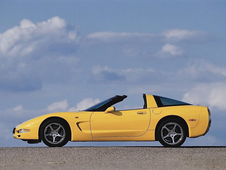 Chevrolet Corvette C5 Coupe Specs Amp Photos 1997 1998