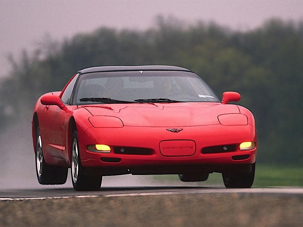 CHEVROLET Corvette C5 Coupe specs & photos - 1997, 1998 ...