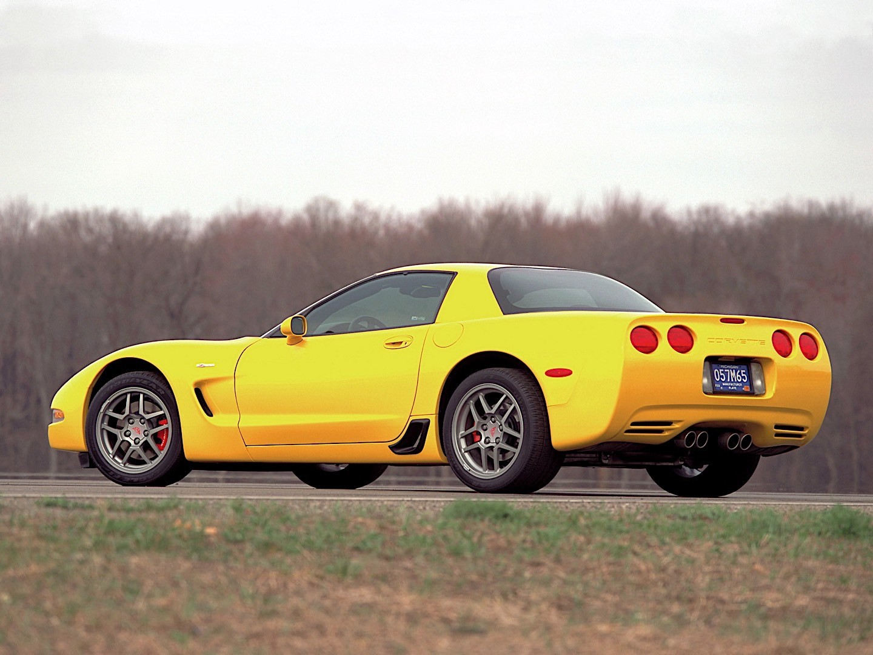 Chevrolet Corvette C5 Z06 Specs Amp Photos 2001 2002