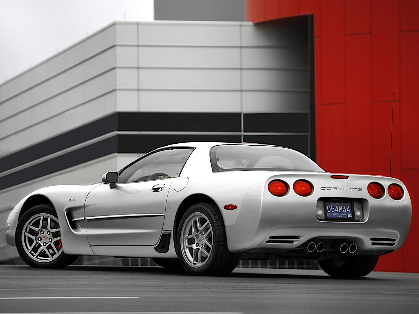 Chevrolet Corvette Stingray >> CHEVROLET Corvette C5 Z06 specs & photos - 2001, 2002, 2003, 2004 - autoevolution
