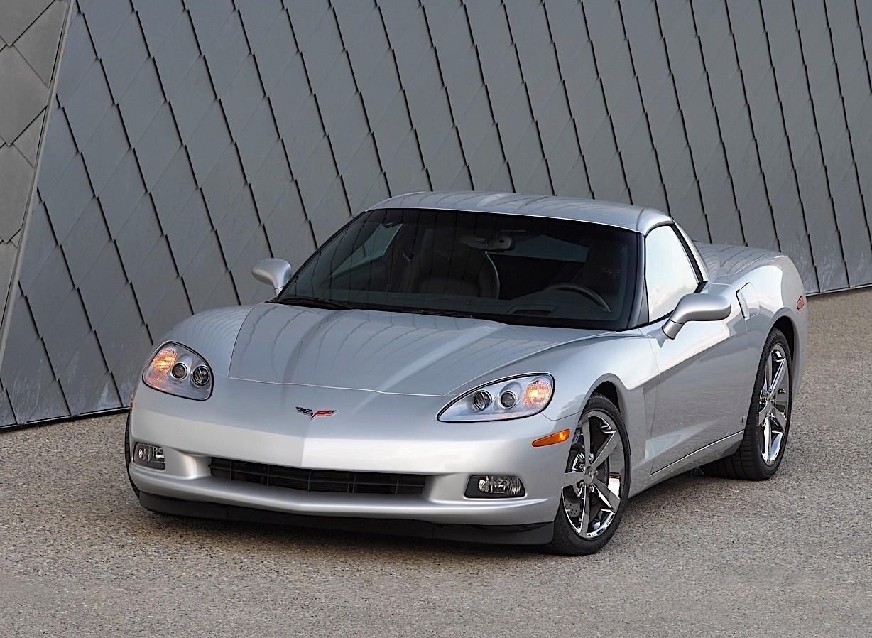 CHEVROLET Corvette C6 Coupe specs & photos - 2004, 2005 ...