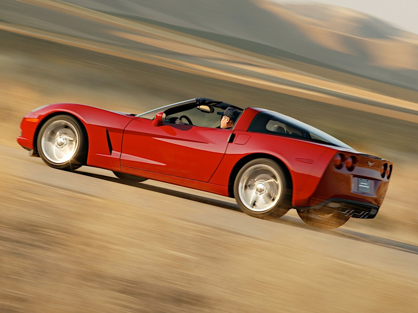 CHEVROLET Corvette C6 Coupe specs - 2004, 2005, 2006, 2007 ...