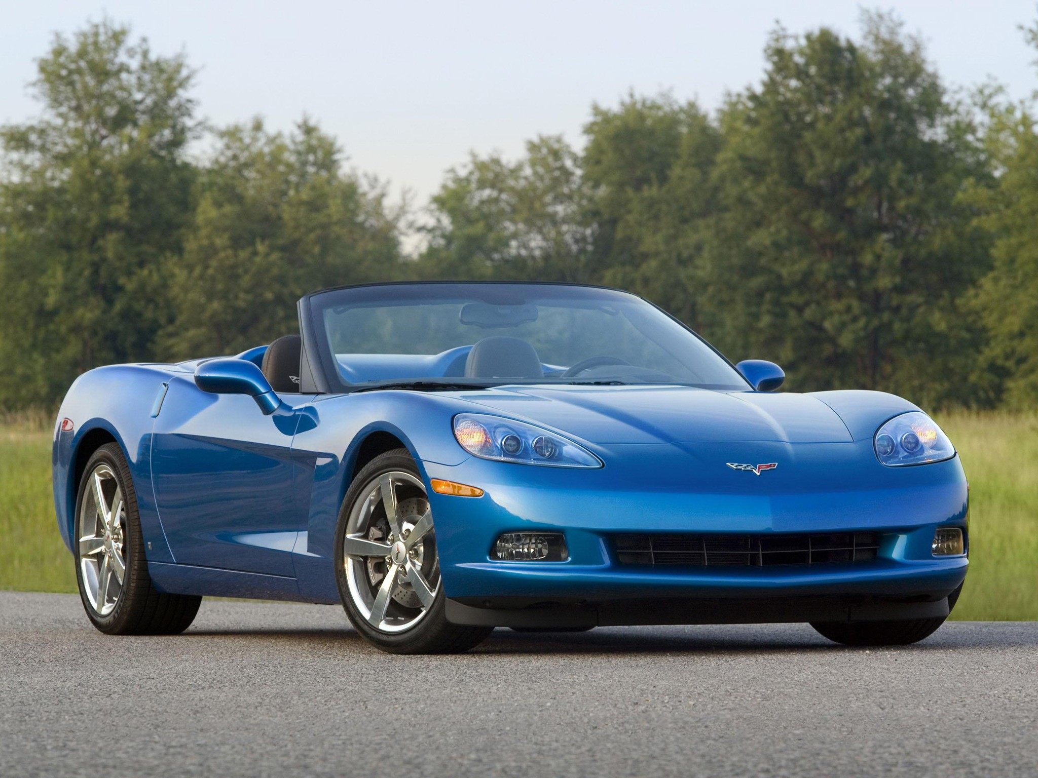 Chevrolet Corvette Convertible Specs 2008 2009 2010