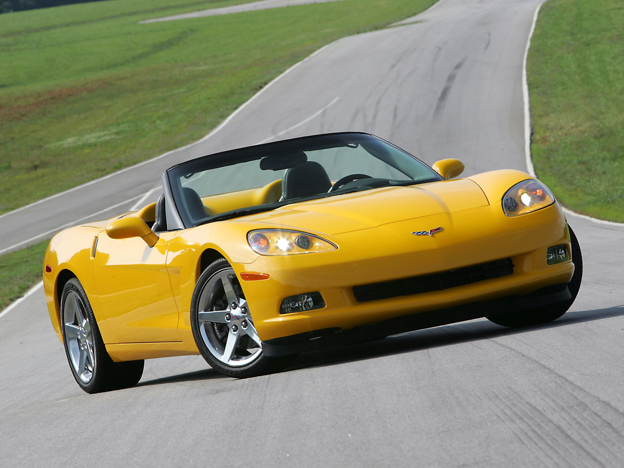 CHEVROLET Corvette Convertible specs - 2008, 2009, 2010 ...