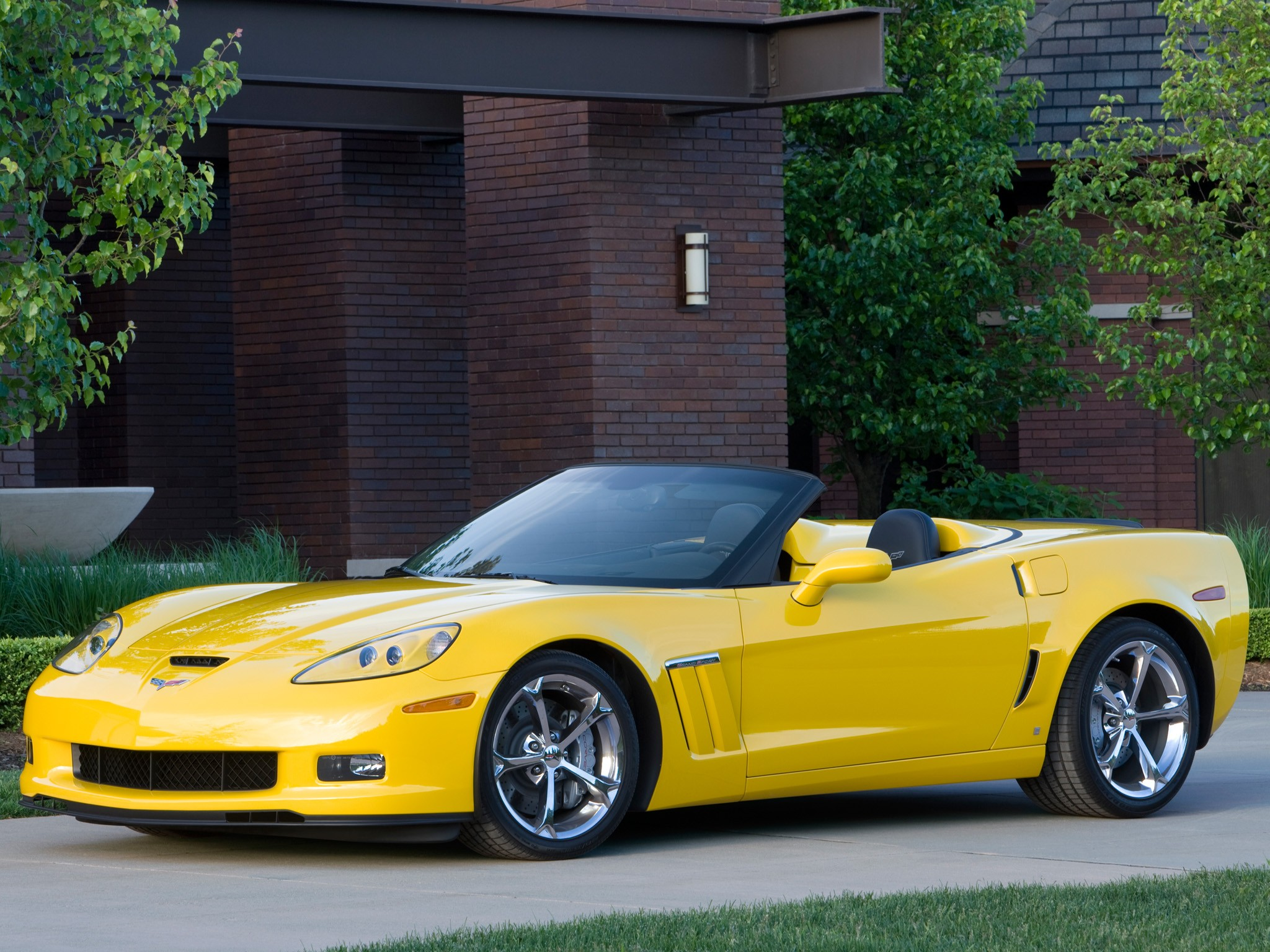 National Corvette Museum >> CHEVROLET Corvette Convertible Grand Sport - 2009, 2010, 2011, 2012, 2013 - autoevolution