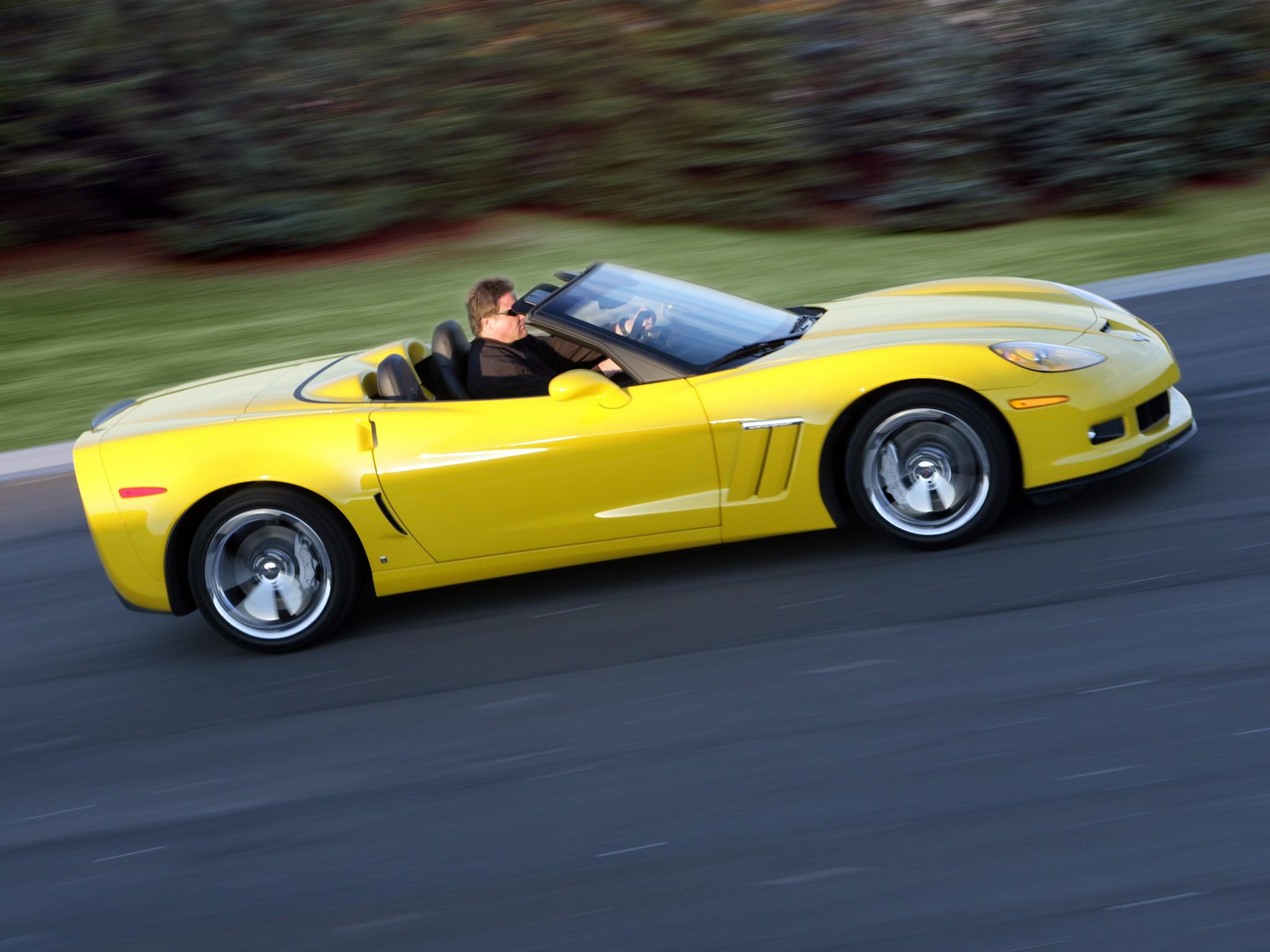 CHEVROLET Corvette Convertible Grand Sport Specs Amp Photos