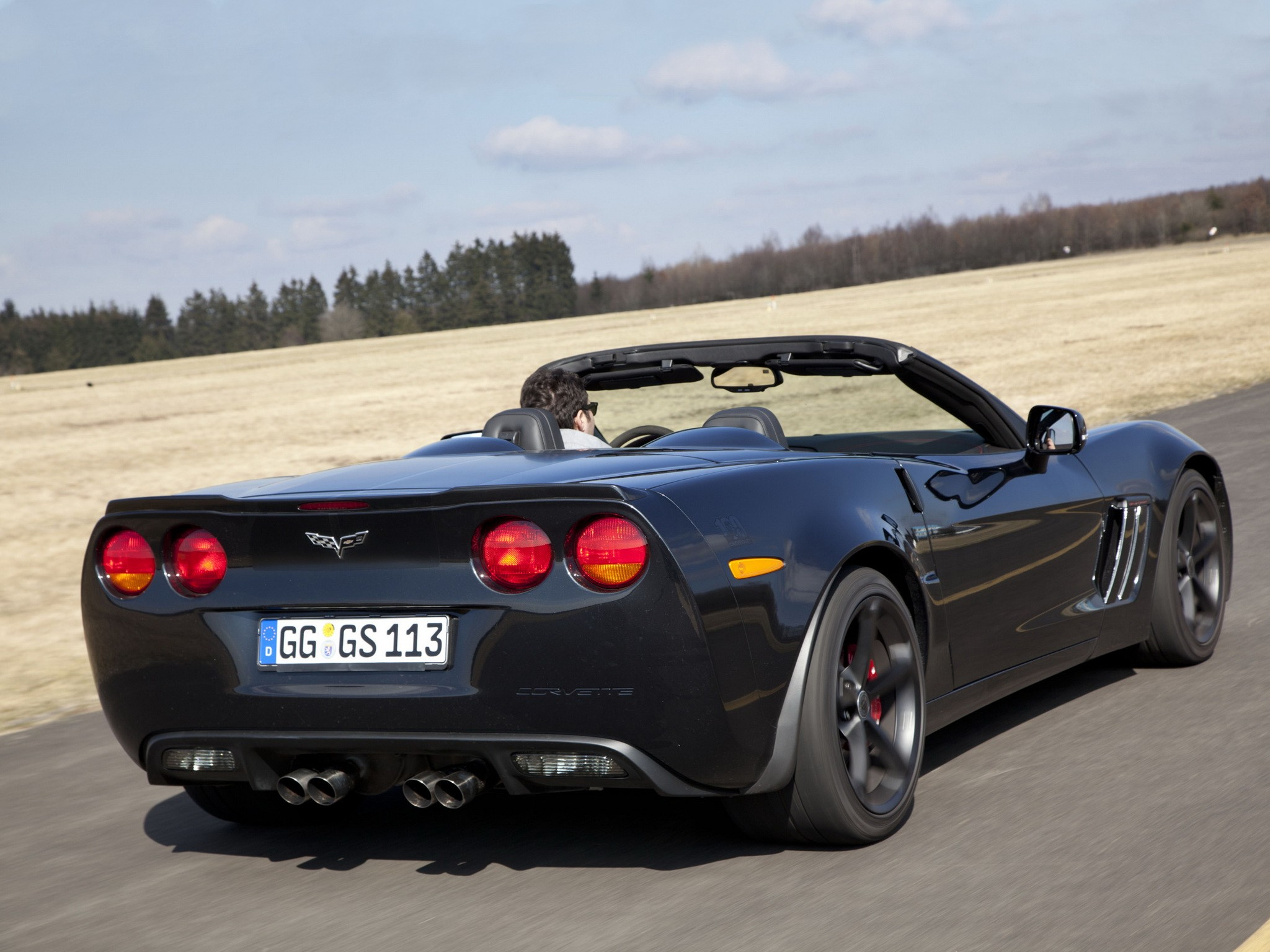 CHEVROLET Corvette Convertible Grand Sport - 2009, 2010 ...