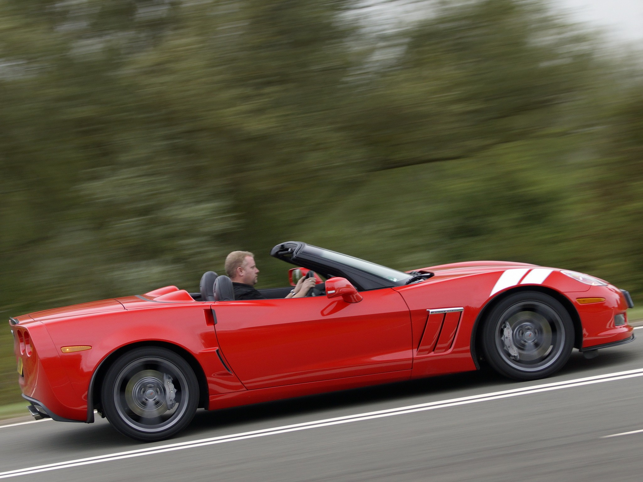National Corvette Museum >> CHEVROLET Corvette Convertible Grand Sport - 2009, 2010, 2011, 2012, 2013 - autoevolution