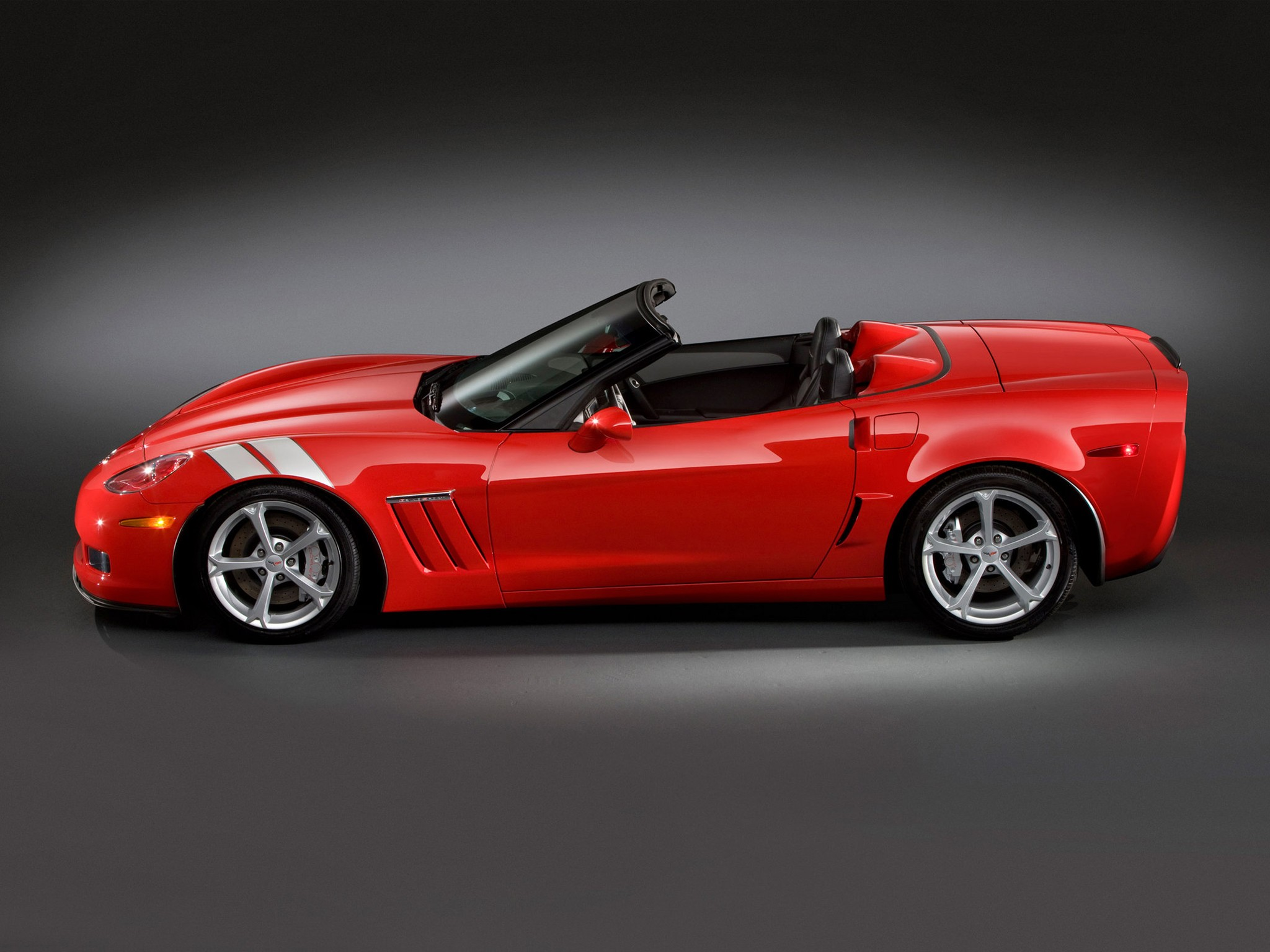 Chevrolet Corvette Convertible Grand Sport 2009 2010