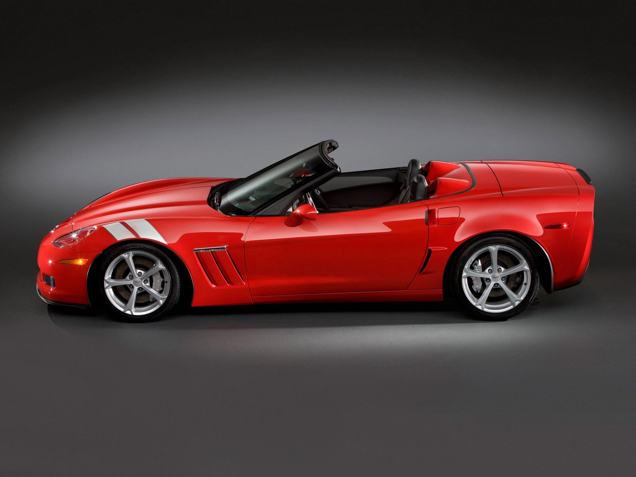 Chevrolet Corvette Convertible Grand Sport Specs 2009 2010 2011 2012 2013 Autoevolution