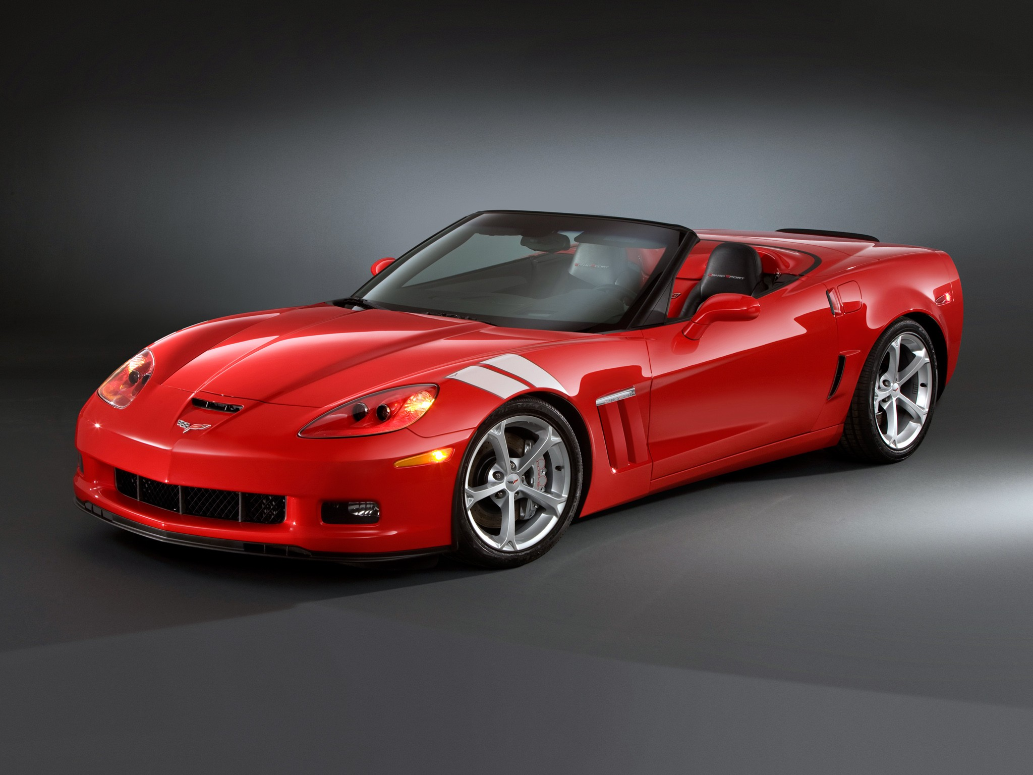 CHEVROLET Corvette Convertible Grand Sport specs & photos ...