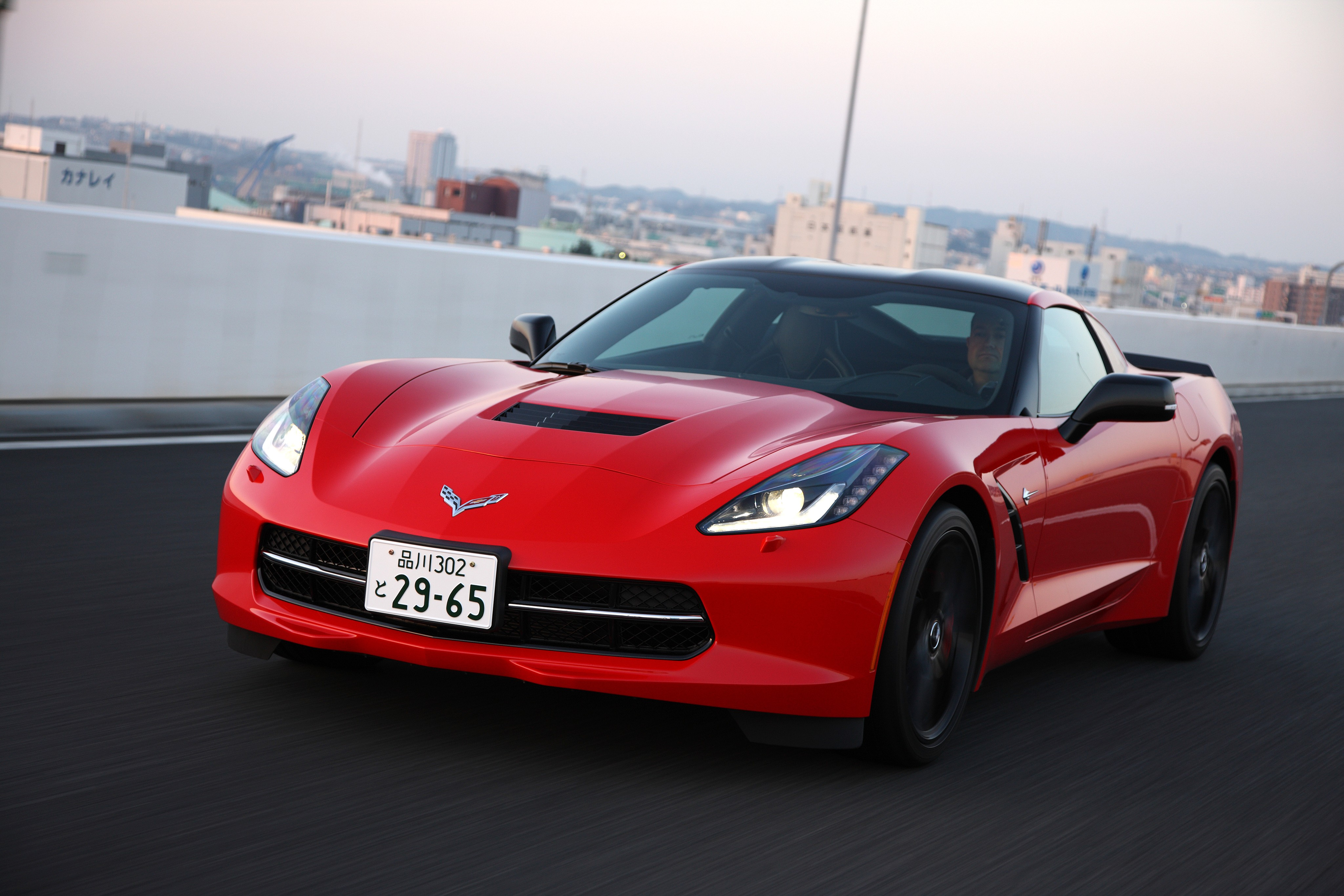 CHEVROLET Corvette Stingray C7 specs & photos - 2013, 2014 ...