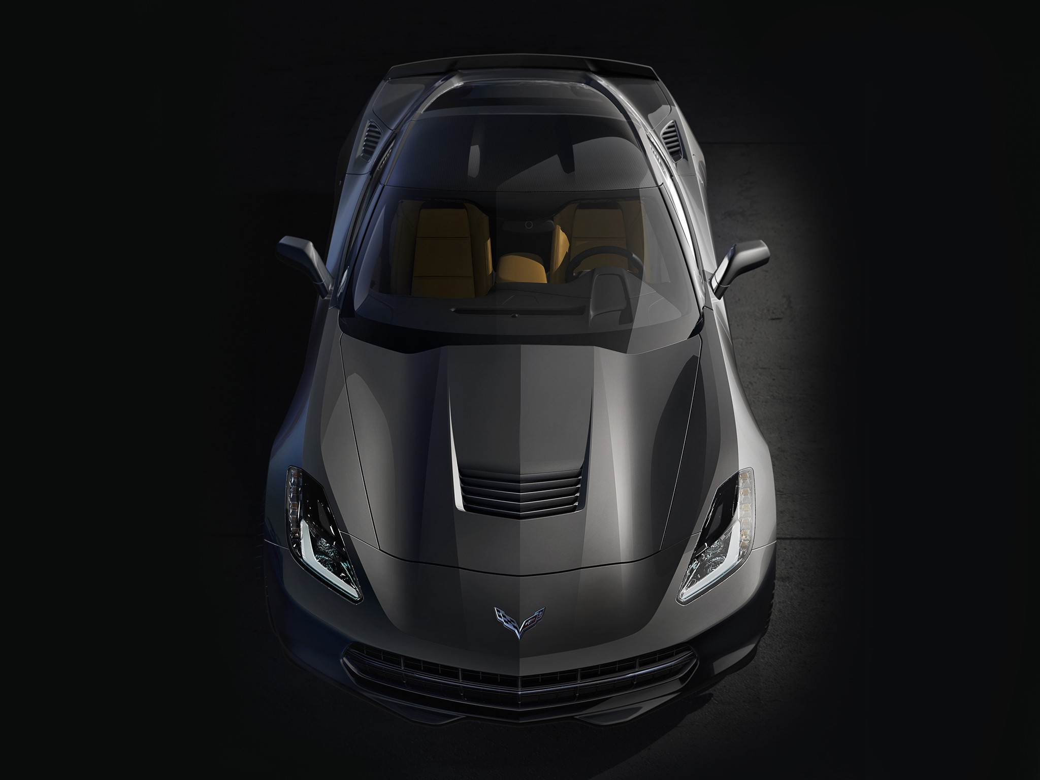 CHEVROLET Corvette Stingray C7 specs & photos - 2013, 2014 ...