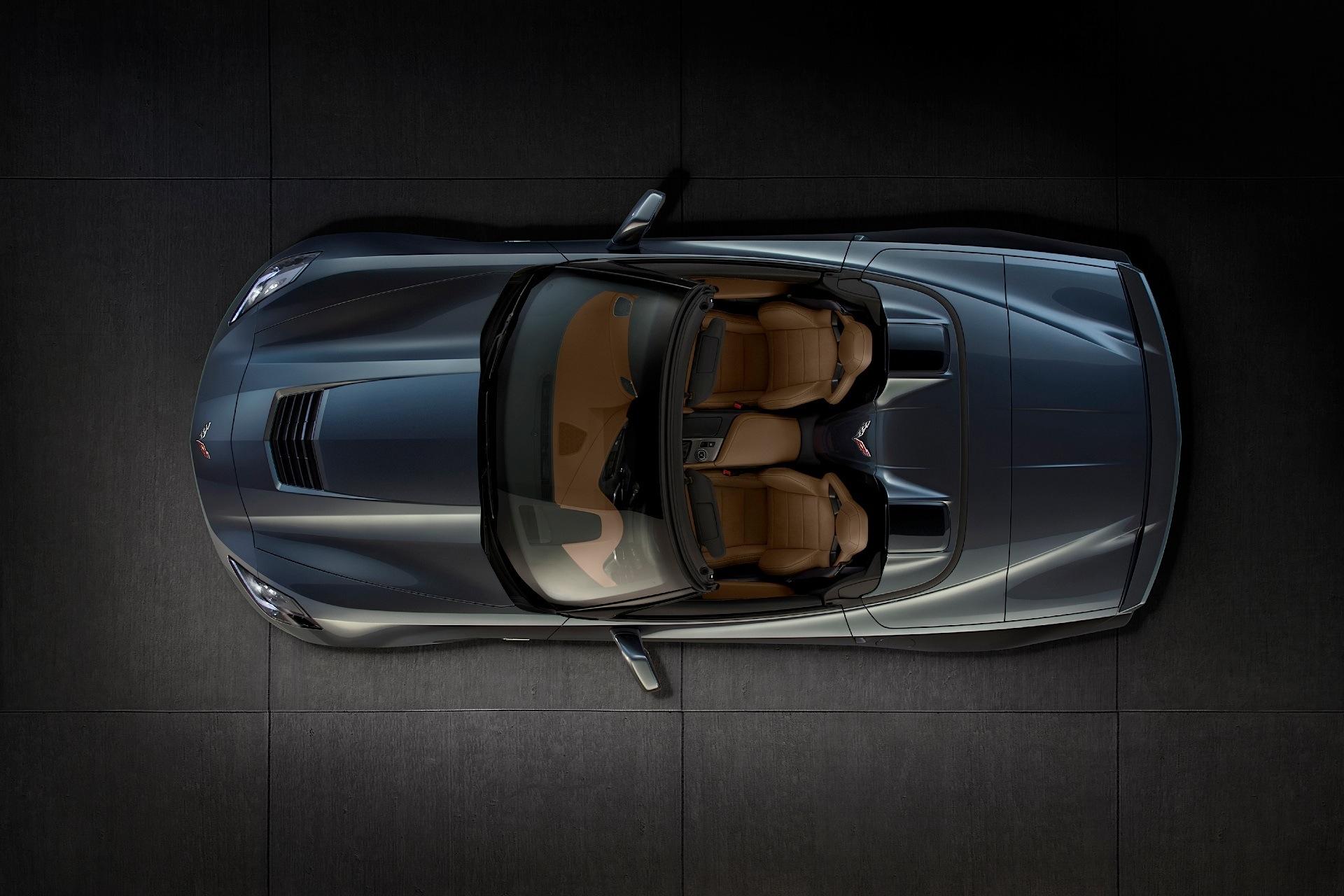 chevrolet corvette stingray convertible c7 2013 present