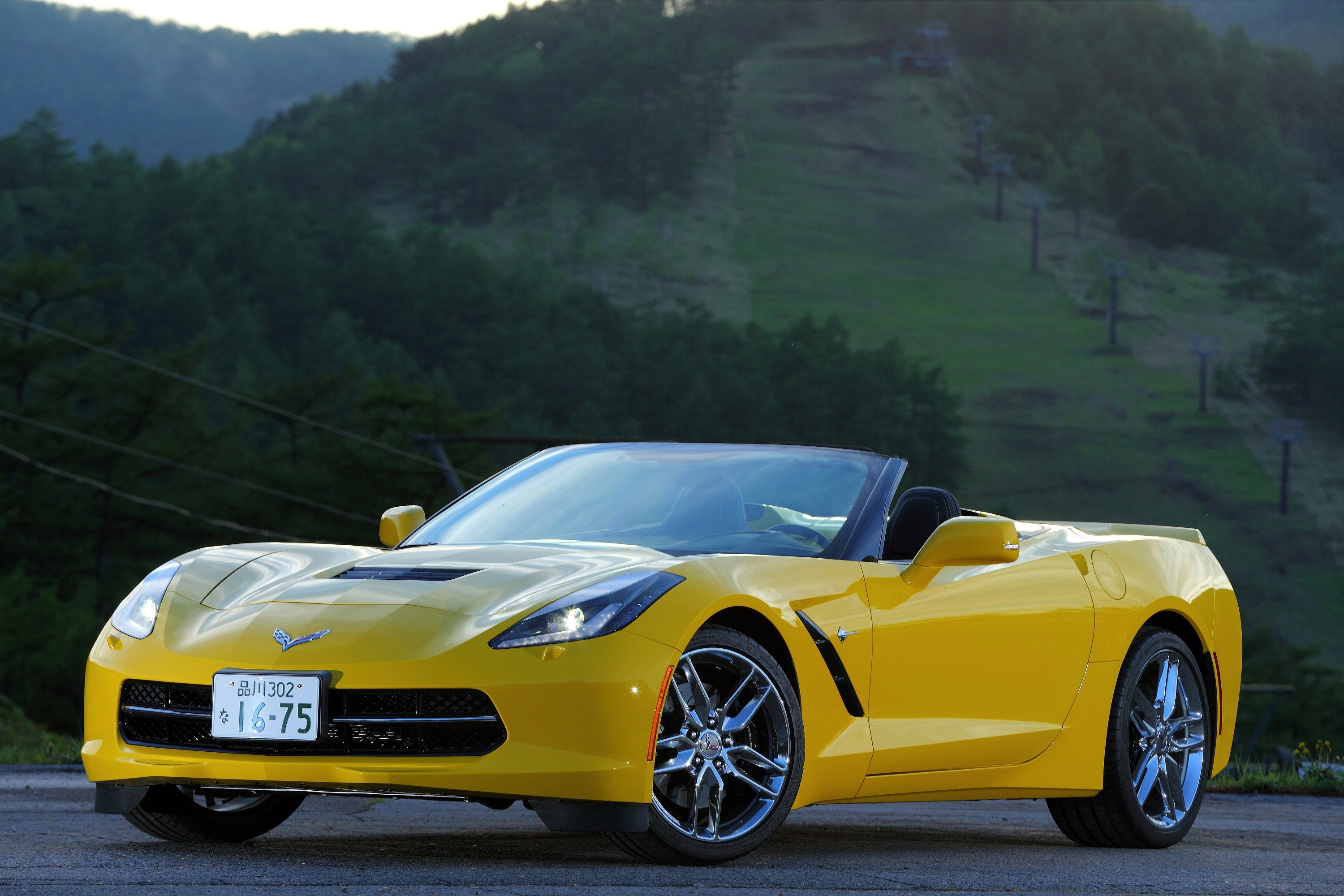 CHEVROLET Corvette Stingray Convertible C7 - 2013, 2014 ...