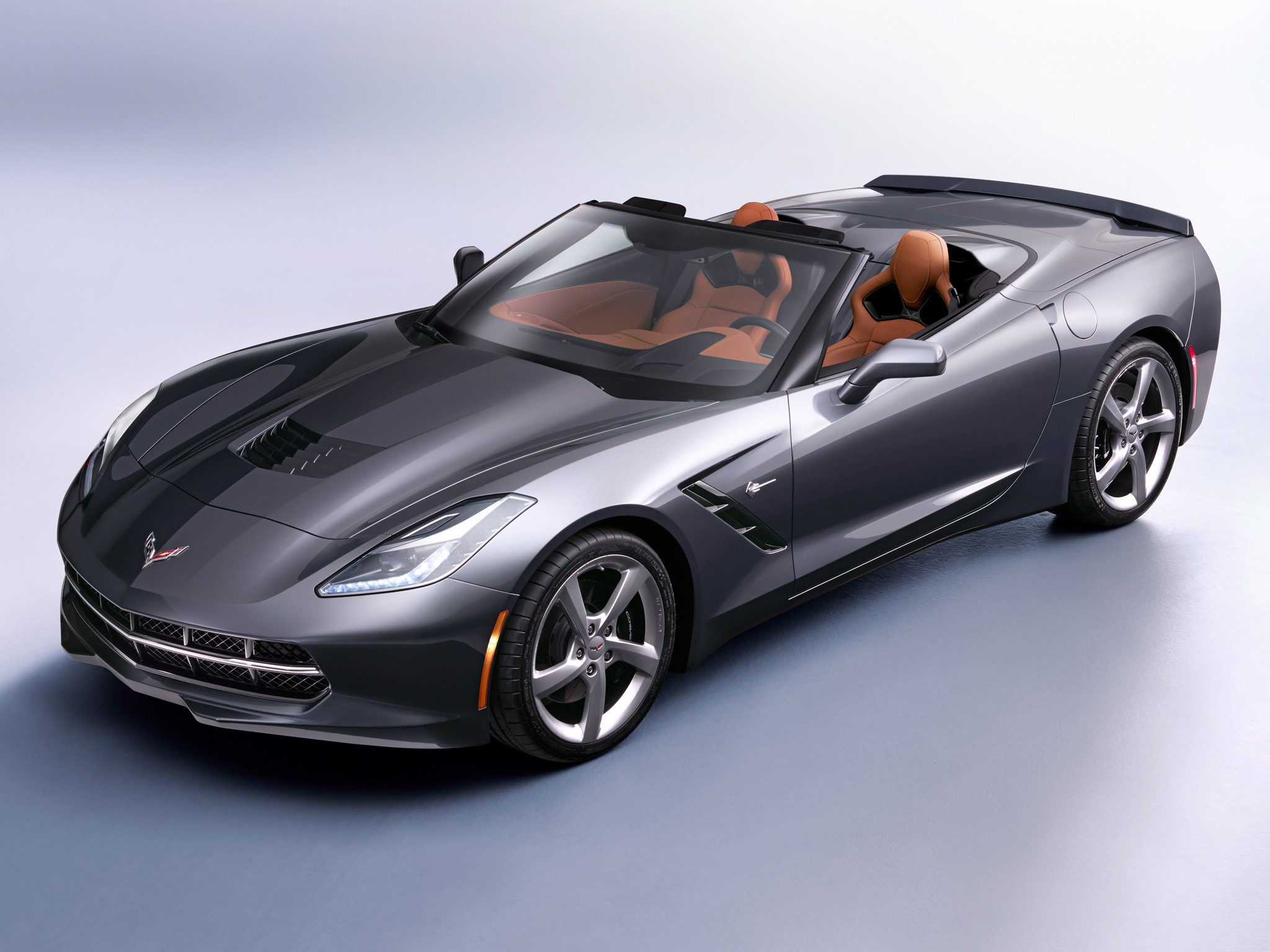 CHEVROLET Corvette Stingray Convertible C7 specs & photos ...