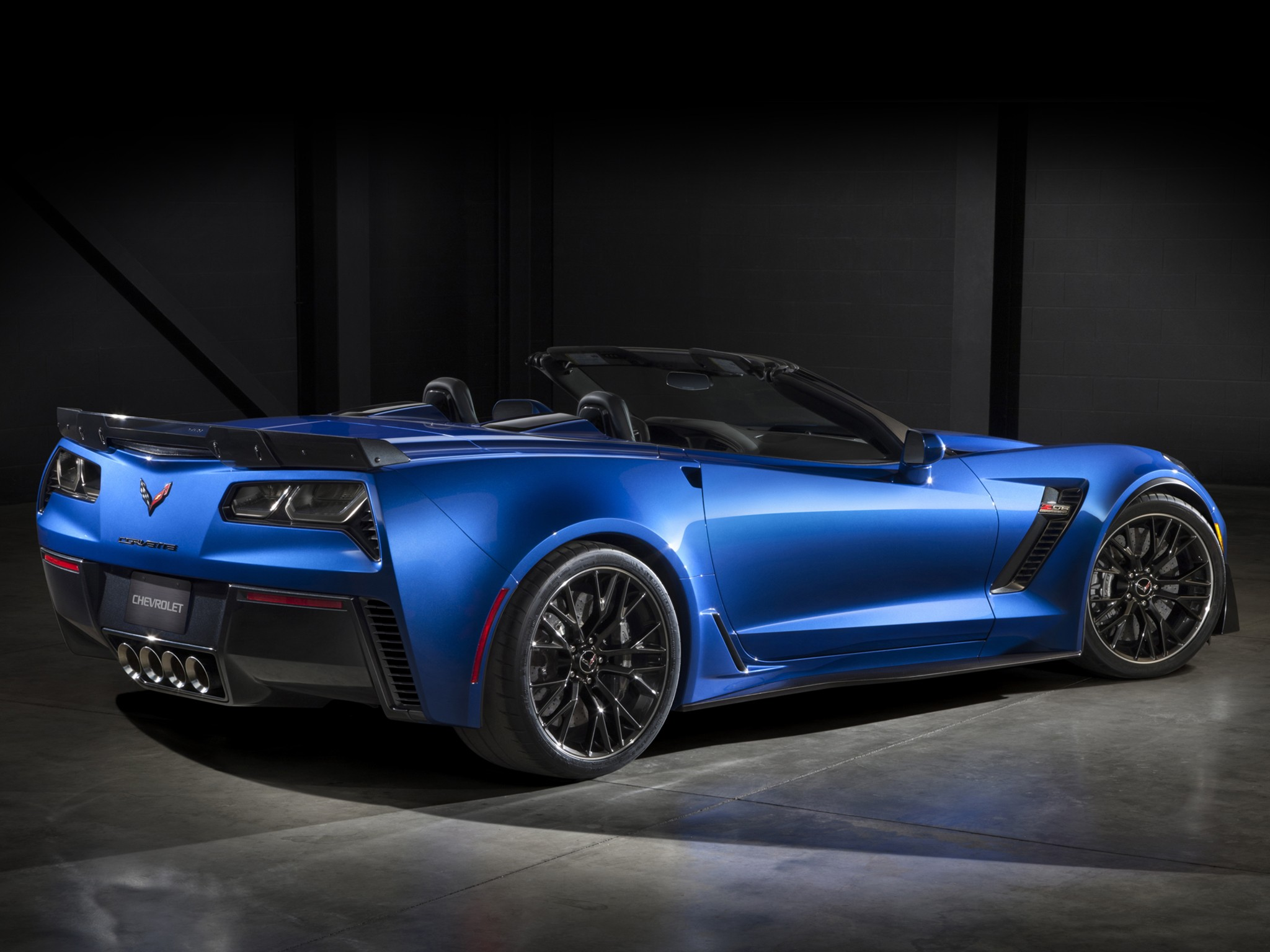 chevrolet corvette stingray convertible c7 2013 2014 2015 2016 2017 autoevolution. Black Bedroom Furniture Sets. Home Design Ideas