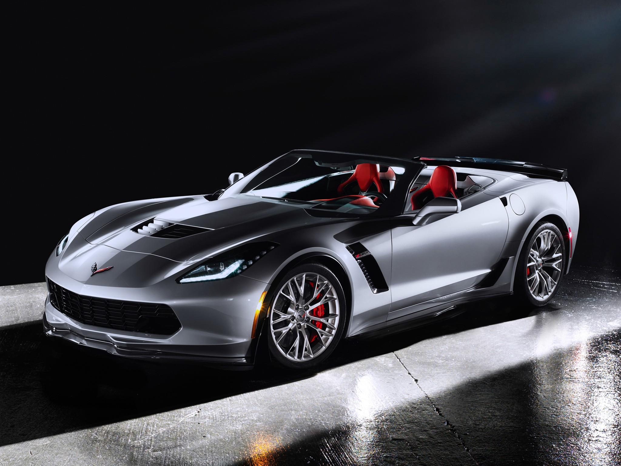 CHEVROLET Corvette Stingray Convertible C7 specs & photos ...