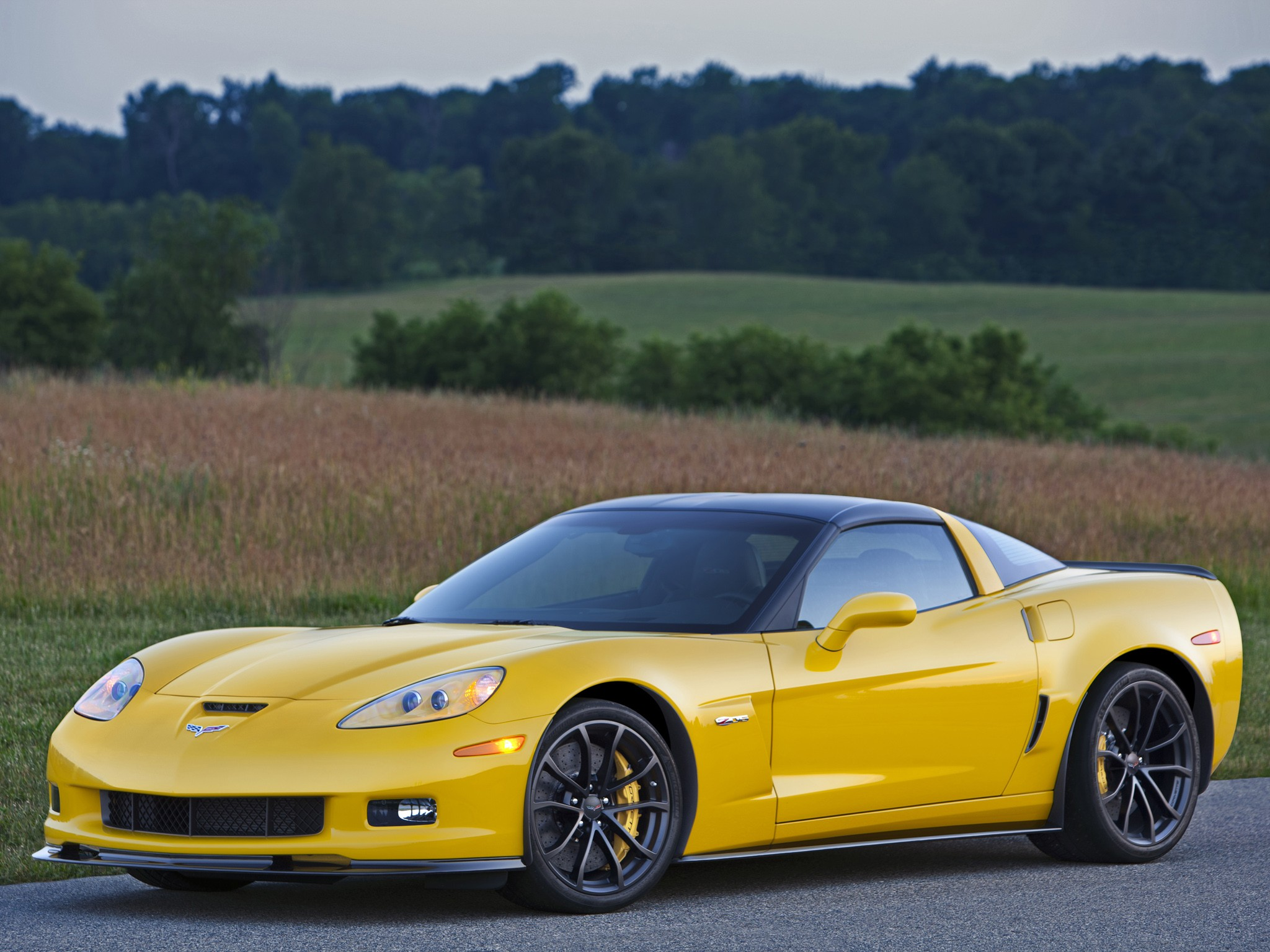 Chevrolet Corvette Z06 Specs Amp Photos 2008 2009 2010