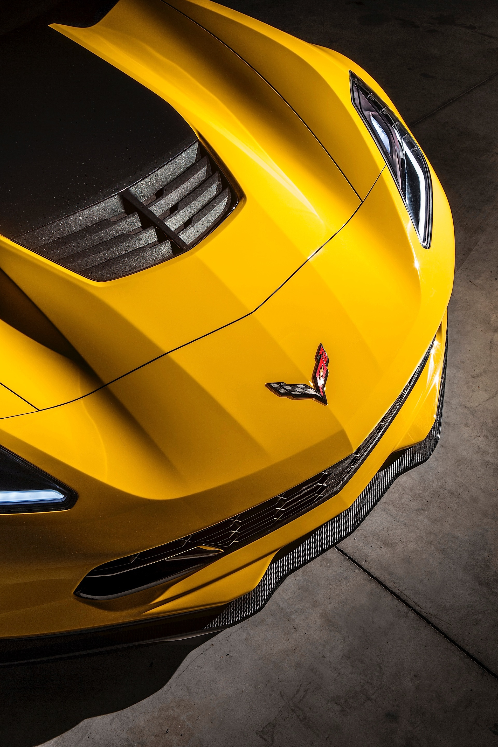 CHEVROLET Corvette Z06 specs & photos - 2014, 2015, 2016 ...