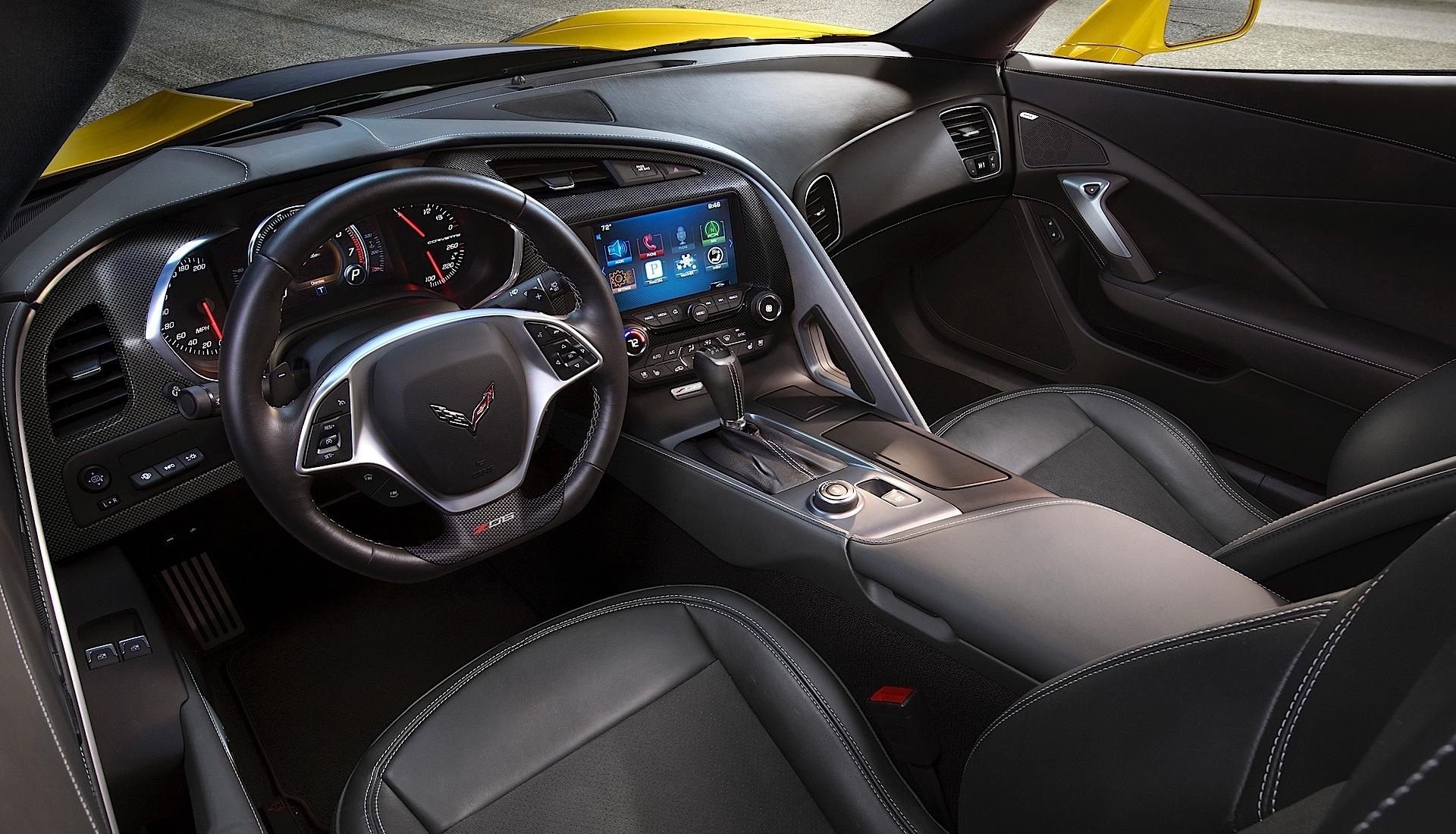 Chevrolet Corvette Z06 Specs Photos 2014 2015 2016 2017 2018